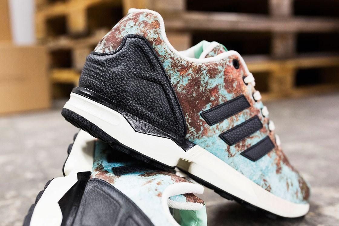 adidas zx flux copper online kopen