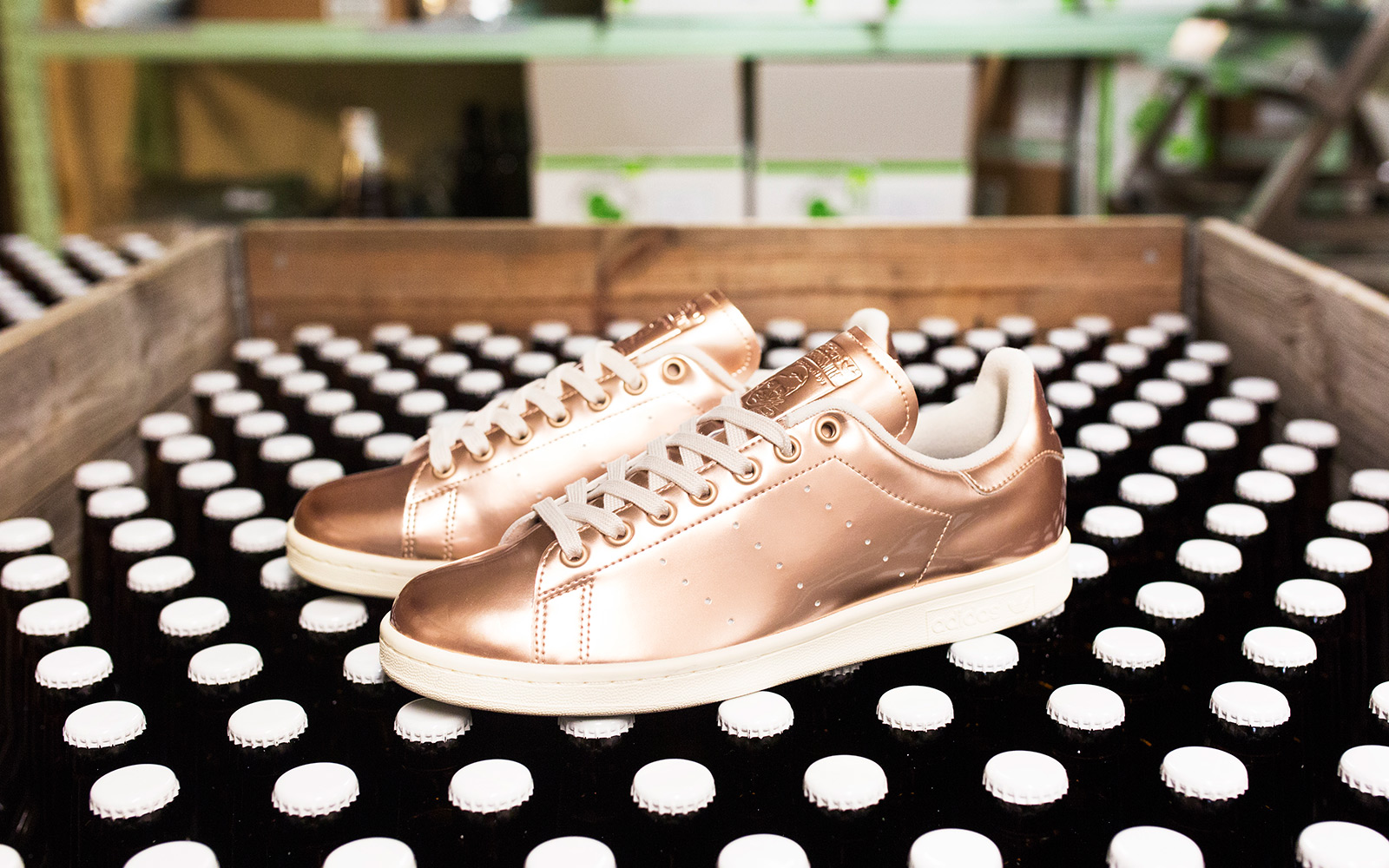 adidas Stan Smith - S82597 - SNS | sneakers & streetwear online ...
