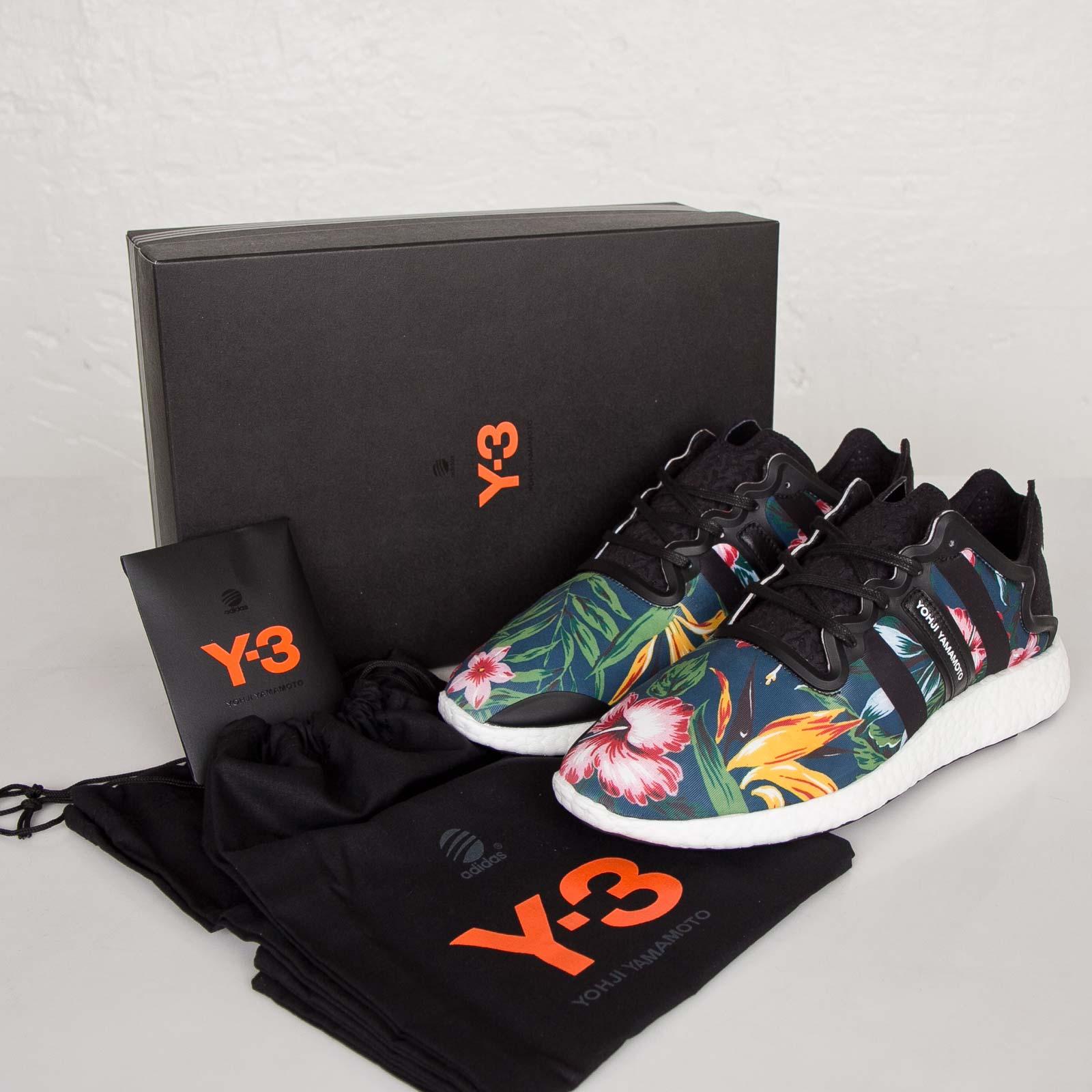 06167535dad8 adidas Y-3 Yohji Boost - B34320 - Sneakersnstuff