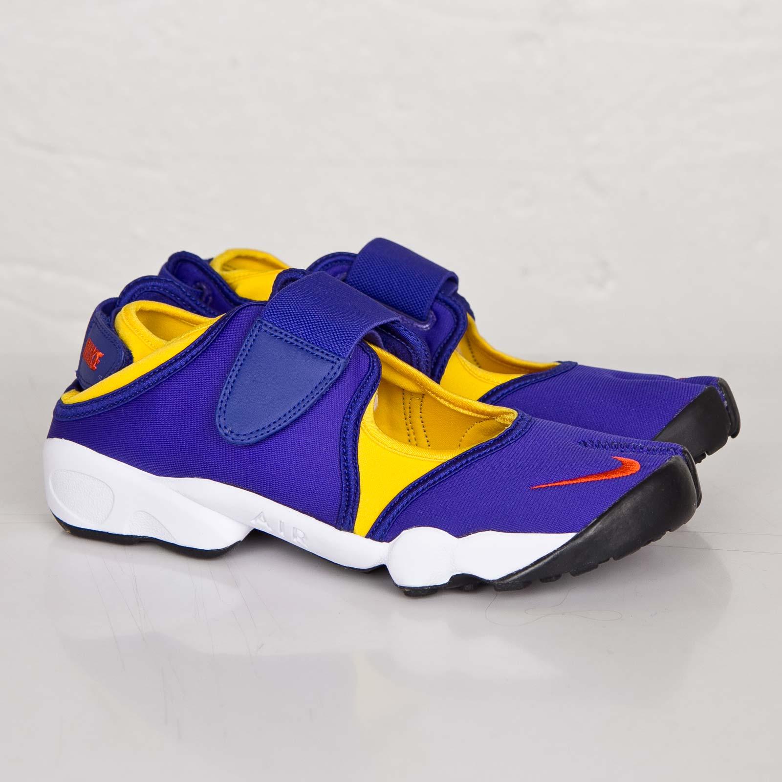 Nike Air Rift QS - 789491-481 - Sneakersnstuff  67fb34654