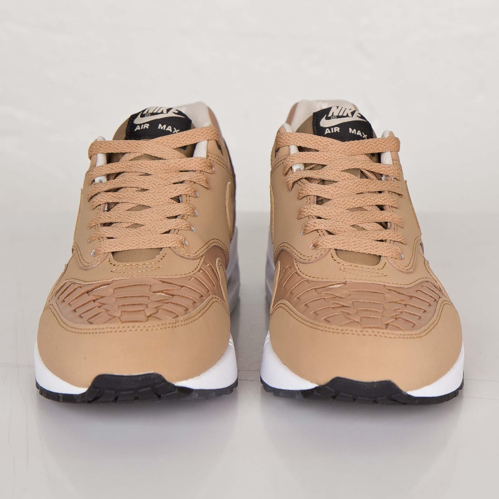 Nike Air Max 1 Woven 725232 200 Sneakersnstuff