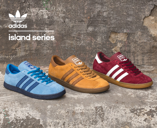 adidas Originals 'Island Series'