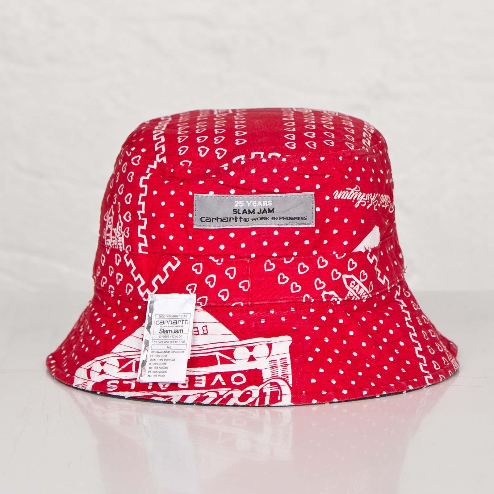 c83e883f57c low price nike bucket hat 52b6c d18c2  netherlands carhartt wip sj bandana bucket  hat 512d7 5a40b