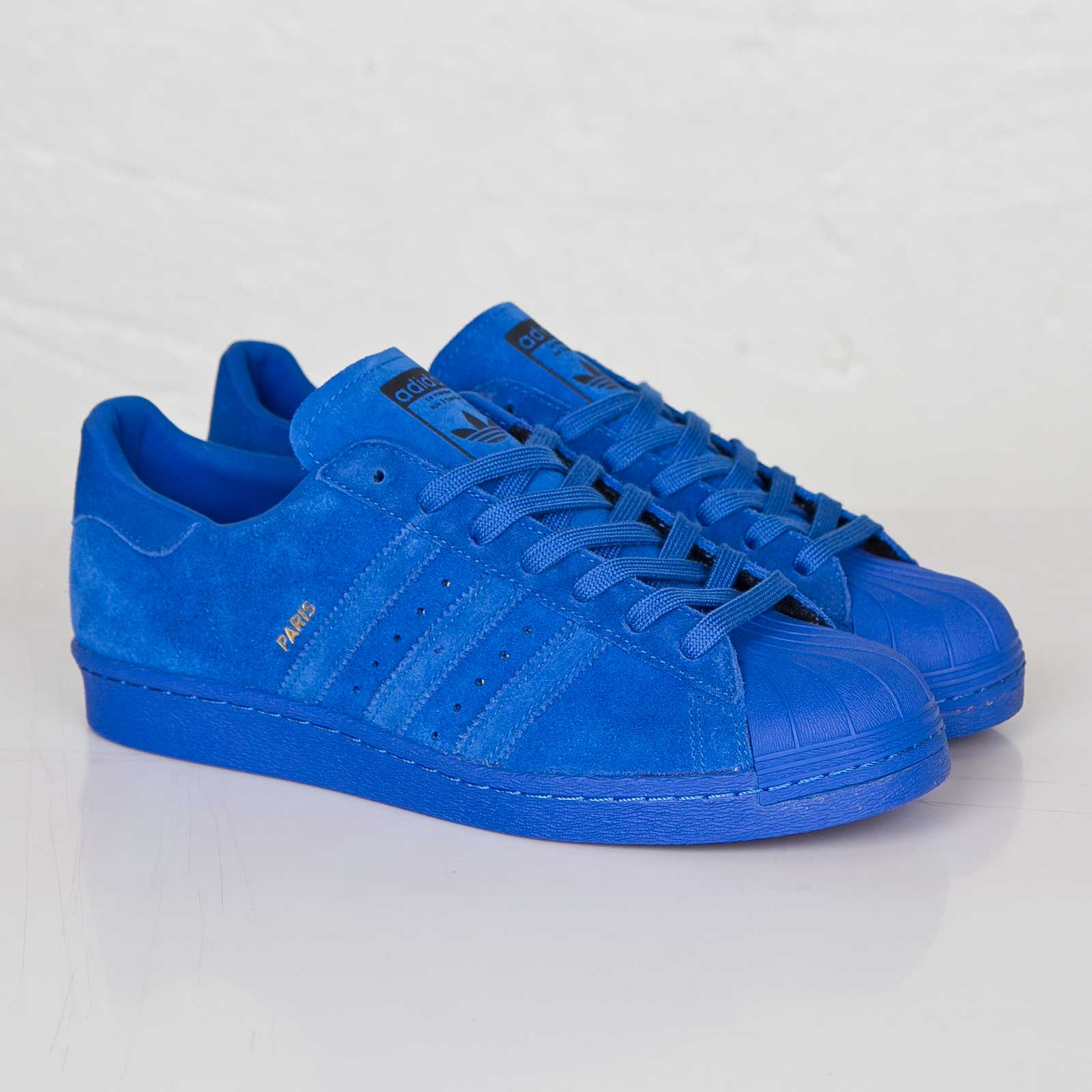 adidas superstar 41 blau