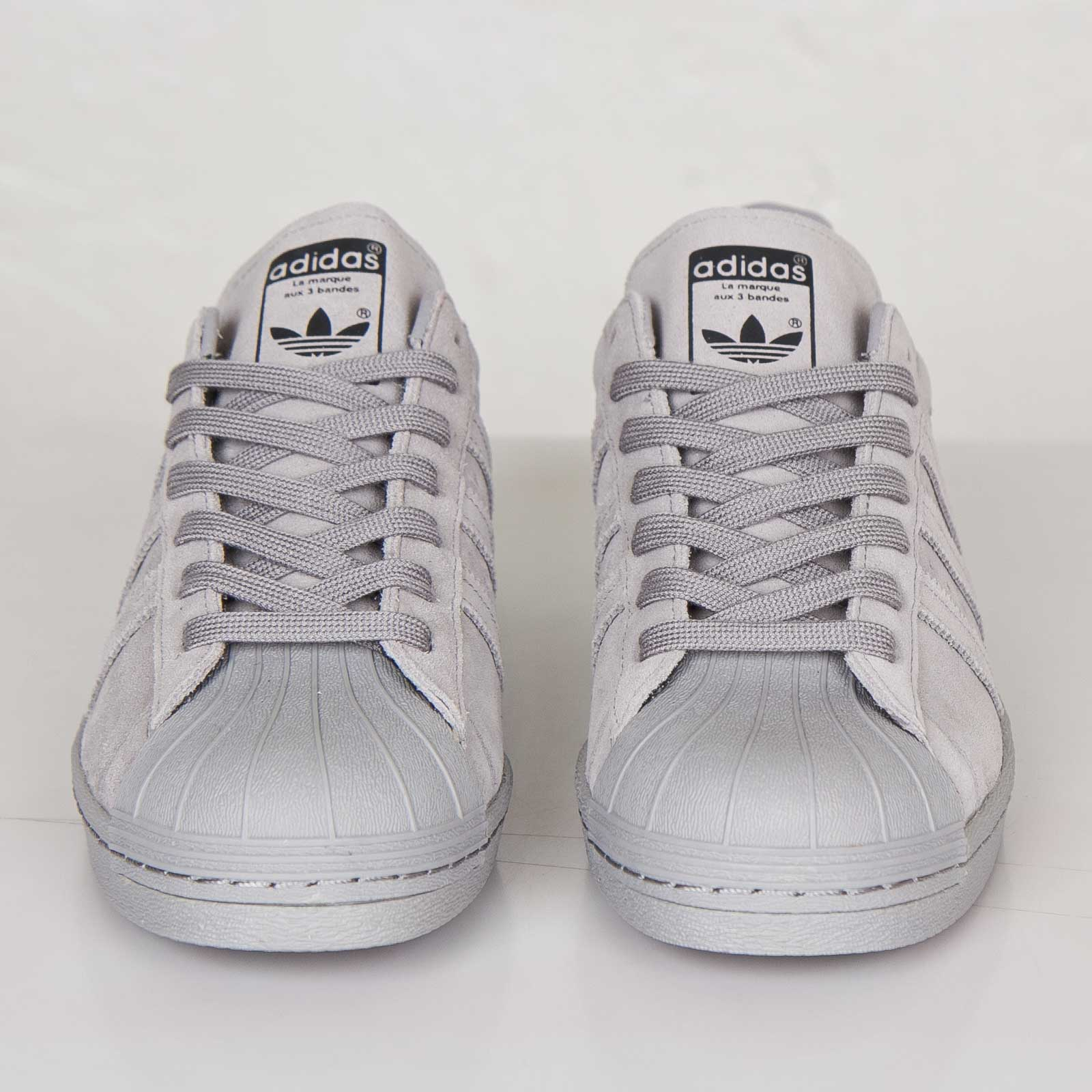 adidas superstar grå