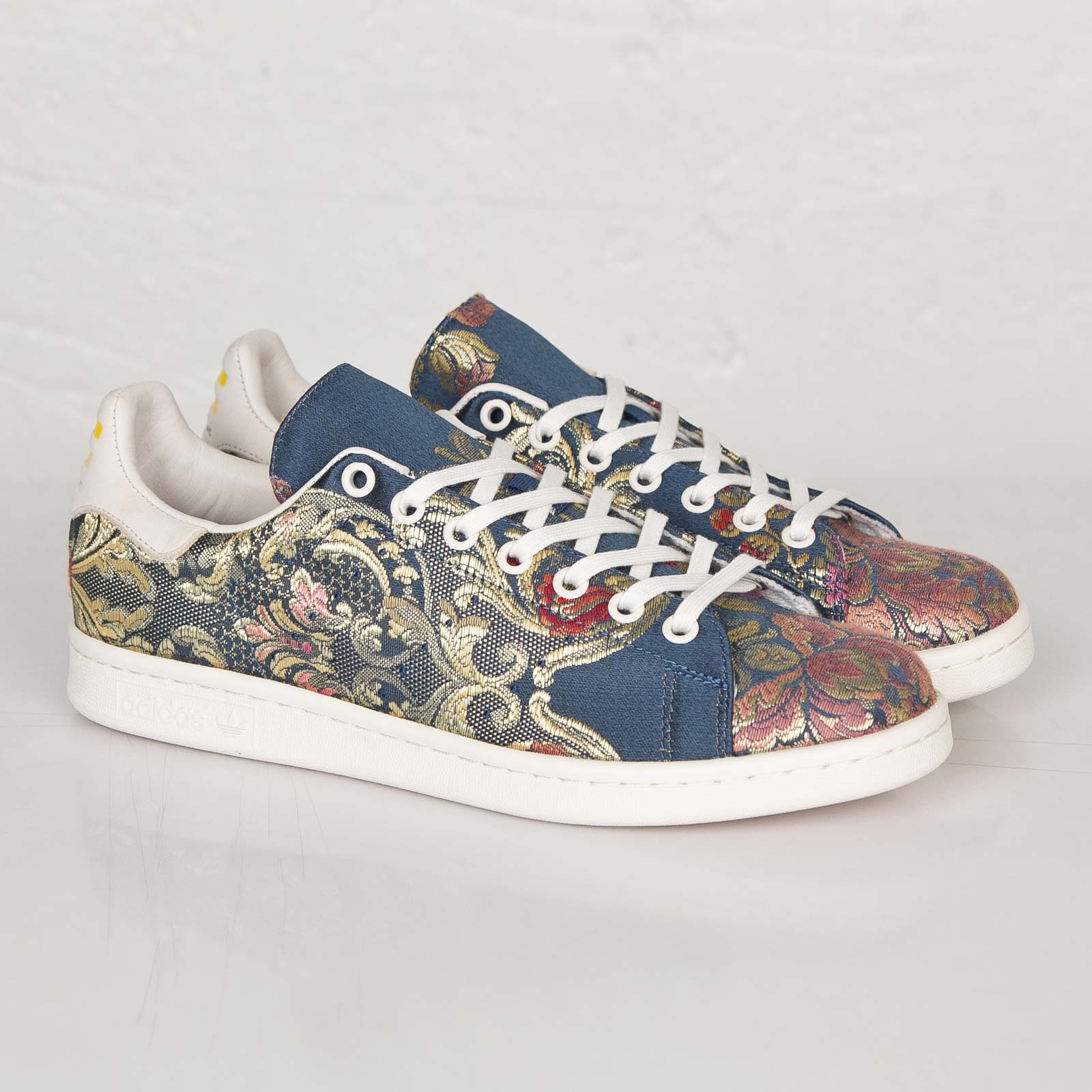 2fa5f45e976e adidas PW Stan Smith Jacquard - B25384 - Sneakersnstuff