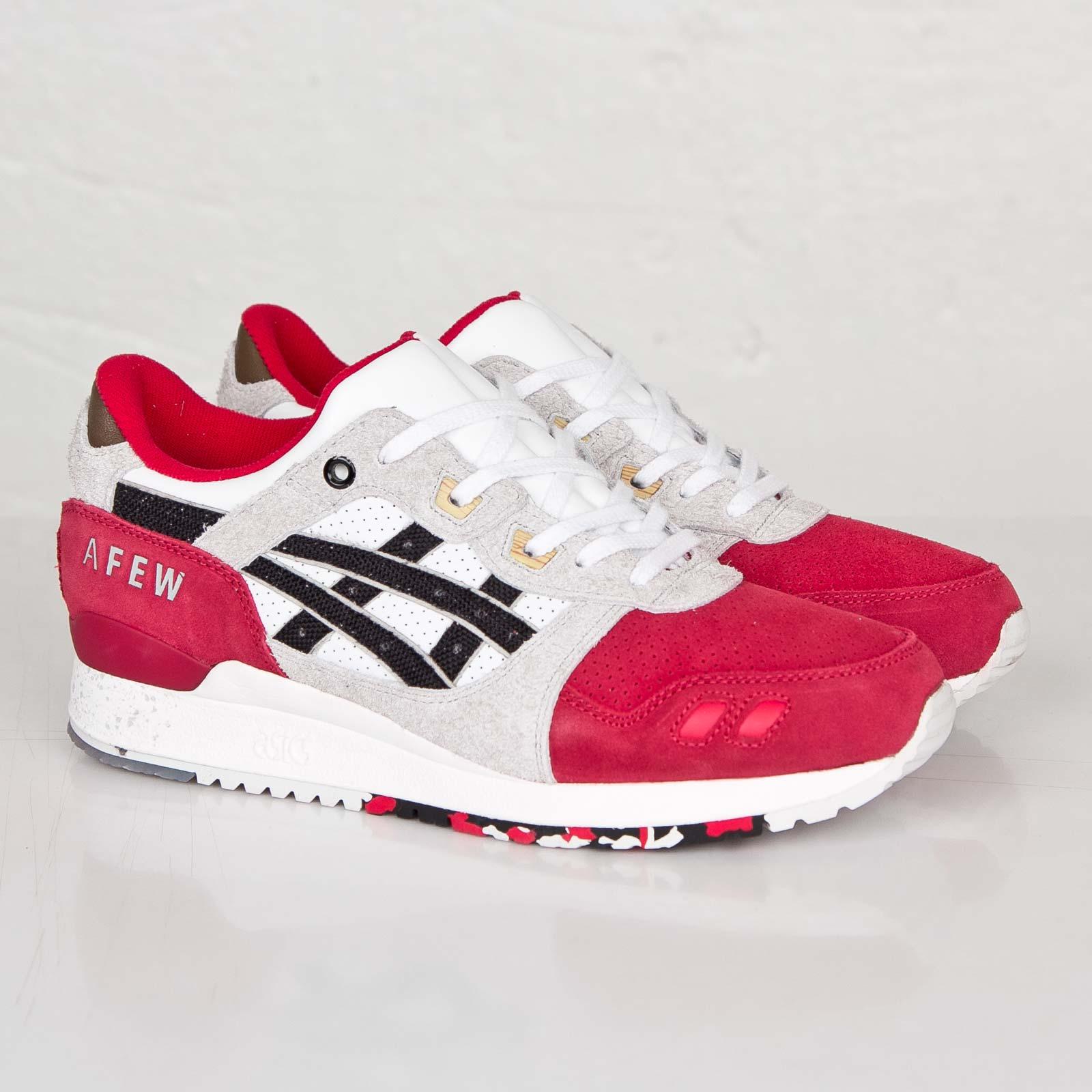 Gel Asics Lyte 0190 SneakersnstuffSneakers H51nk Tiger Iii QsdBhtrCx
