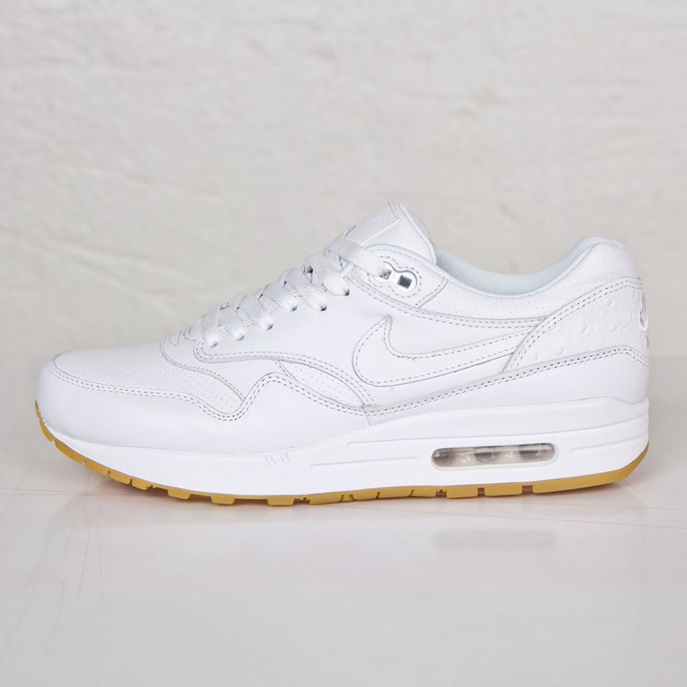 9d407507f9d80 Nike Air Max 1 Leather PA - 705007-111 - Sneakersnstuff | sneakers ...