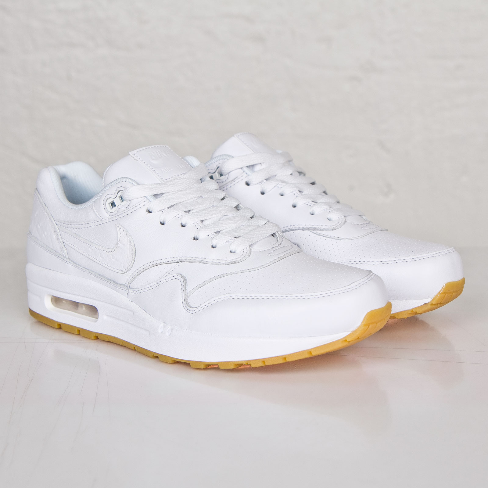 big sale 651d5 14e46 Nike Air Max 1 Leather PA