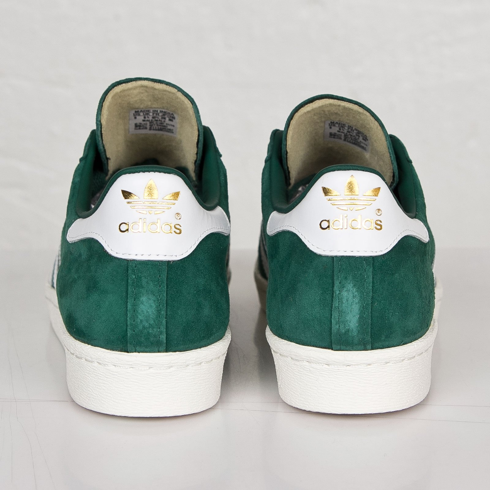 8fb2e600bb49 adidas Superstar 80s Deluxe Suede - B35987 - Sneakersnstuff ...
