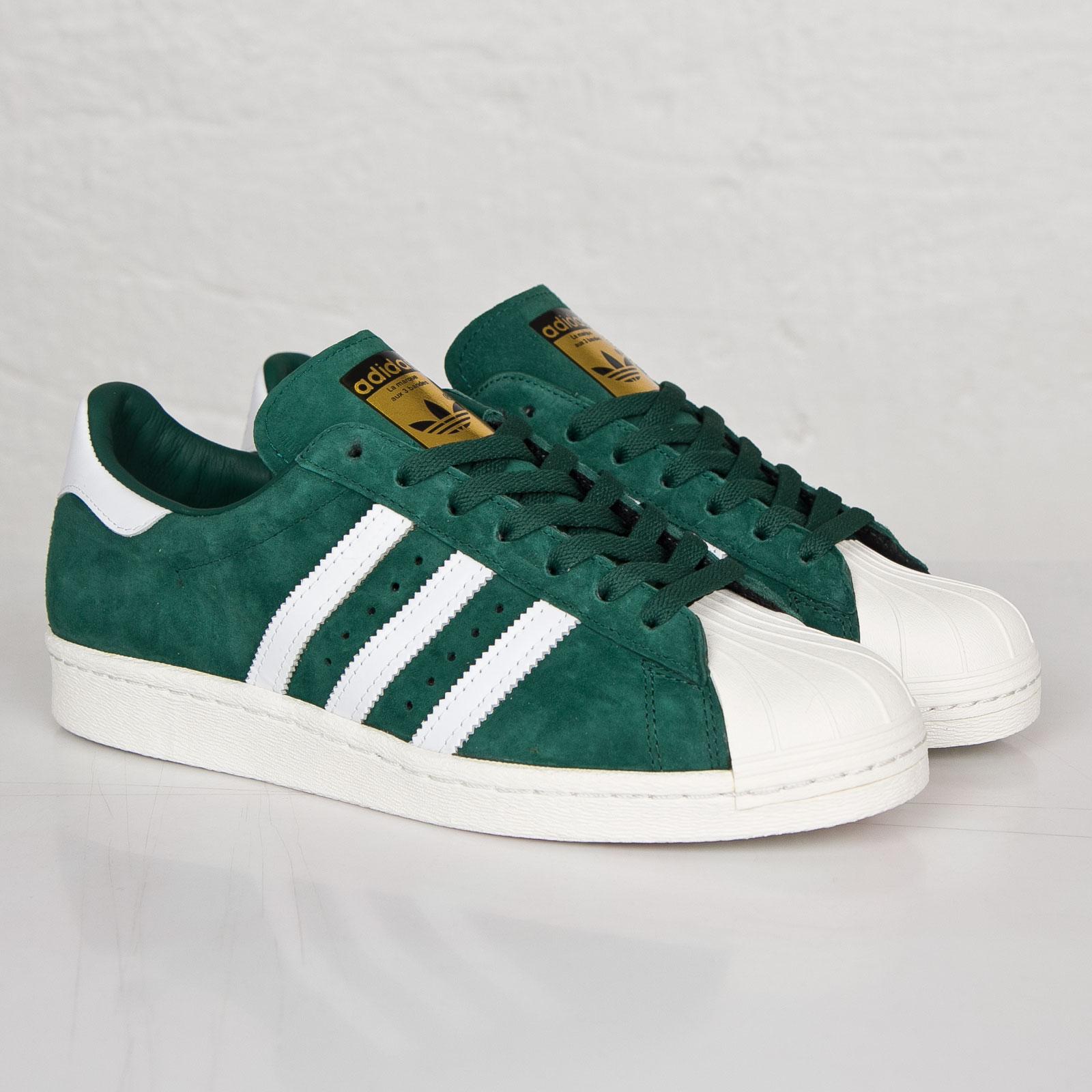 adidas superstar 80s verde
