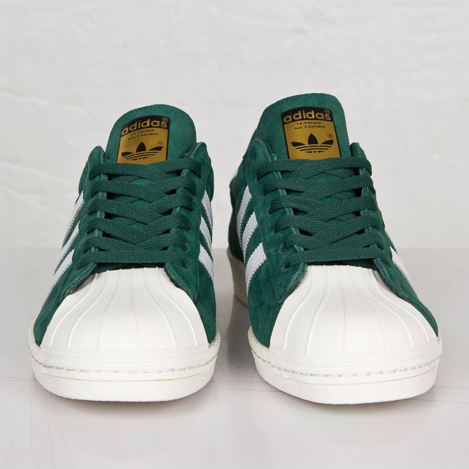 superstar adidas mint groen