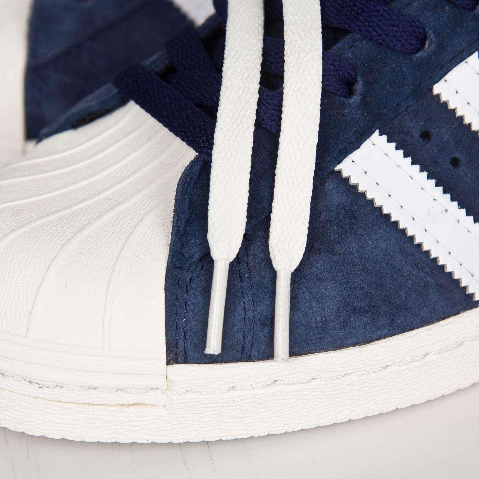 eff74019888 adidas Superstar 80s Deluxe Suede - B35988 - Sneakersnstuff ...