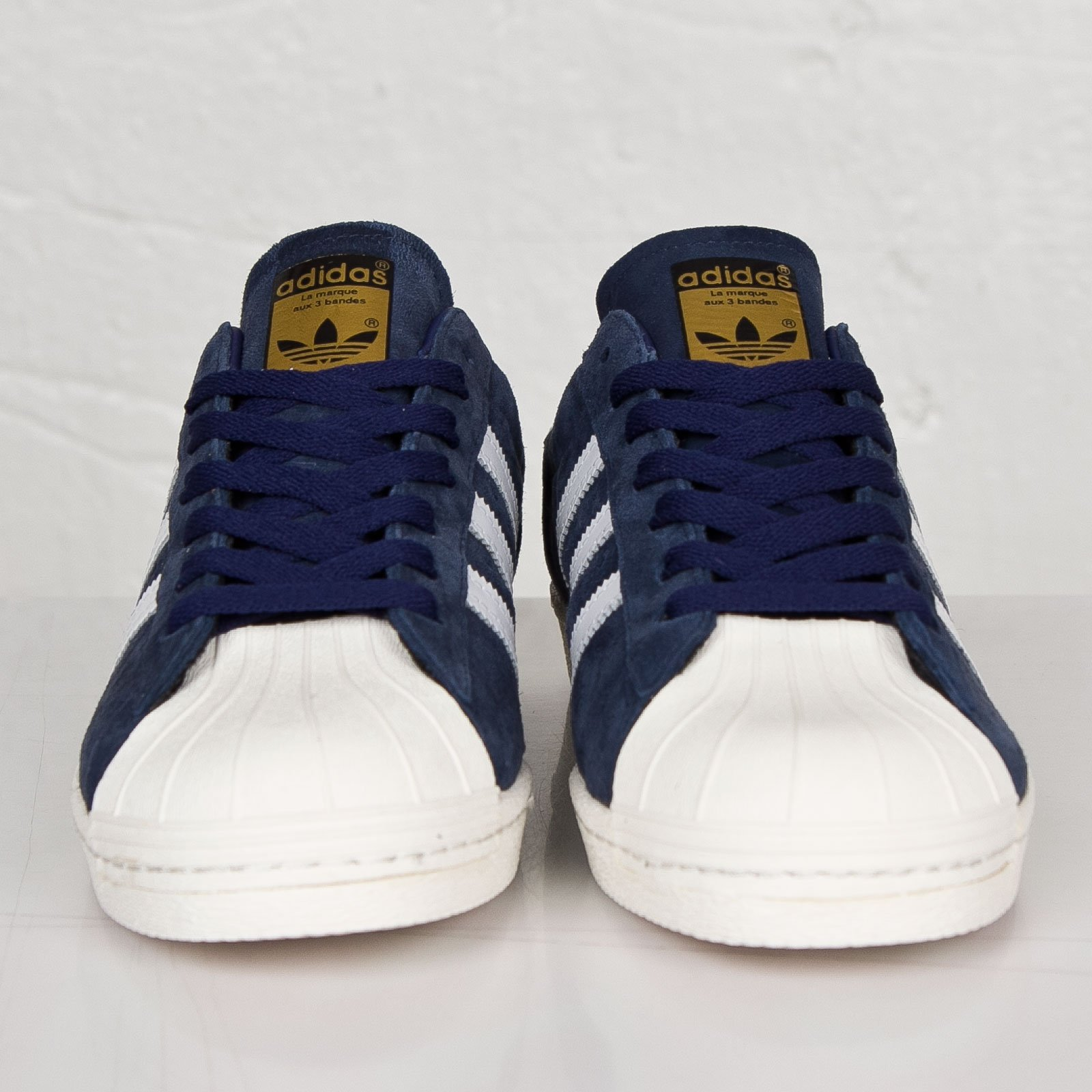 adidas superstar 80s vintage deluxe suede shoes black/white/gold