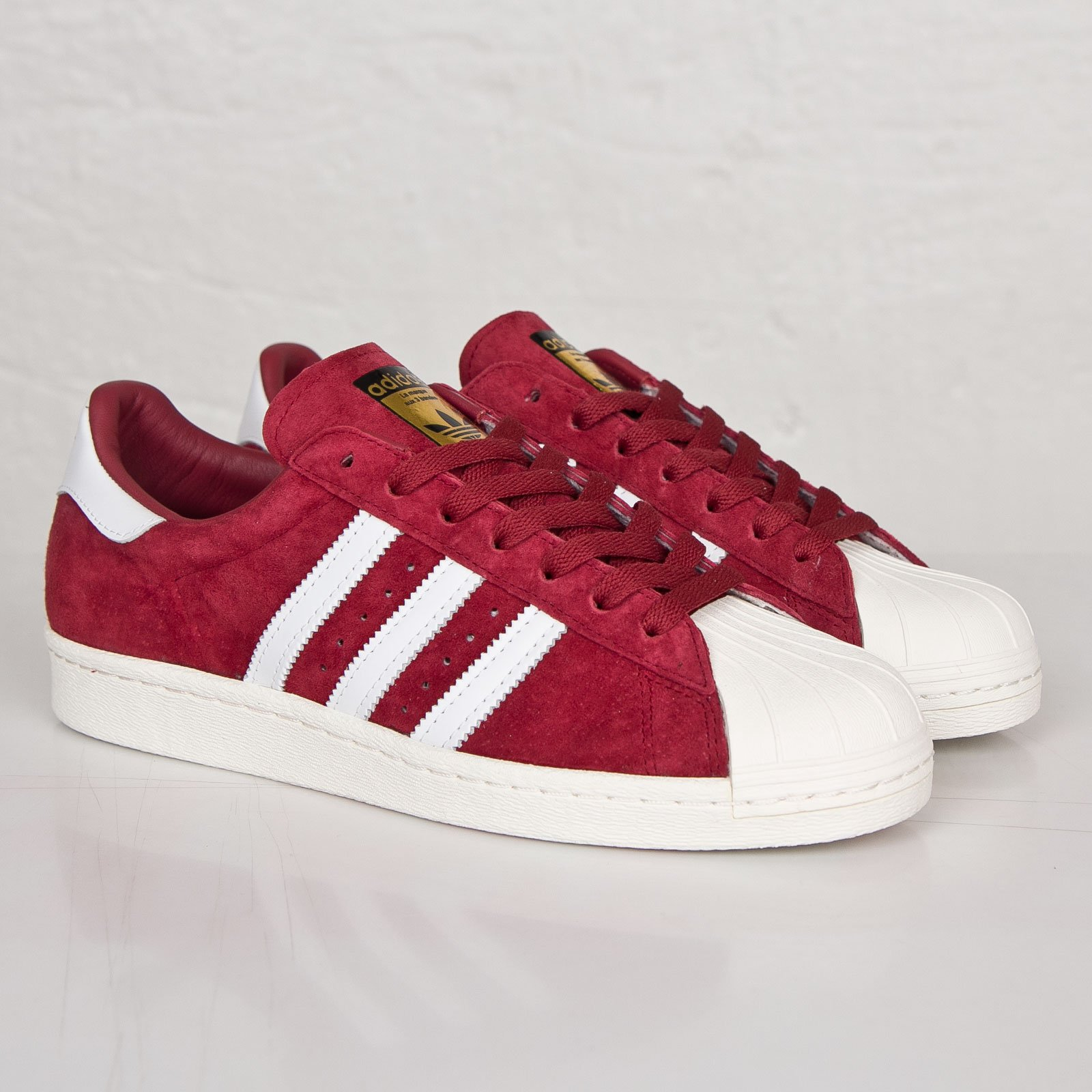 size 40 29b80 4ddb0 adidas Superstar 80s Deluxe Suede