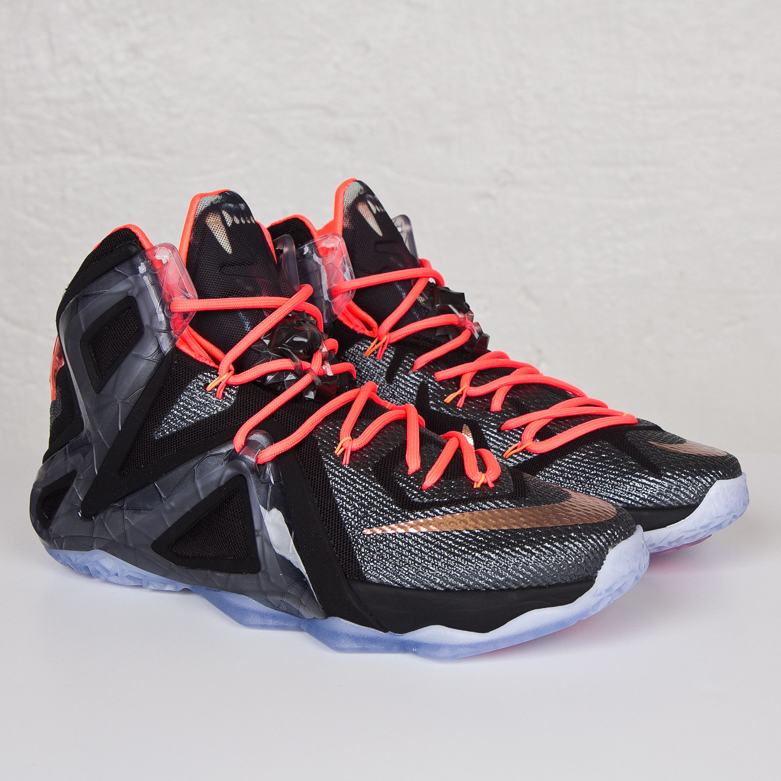 more photos d1a5f f201e Nike Lebron XII Elite - 724559-091 - Sneakersnstuff ...