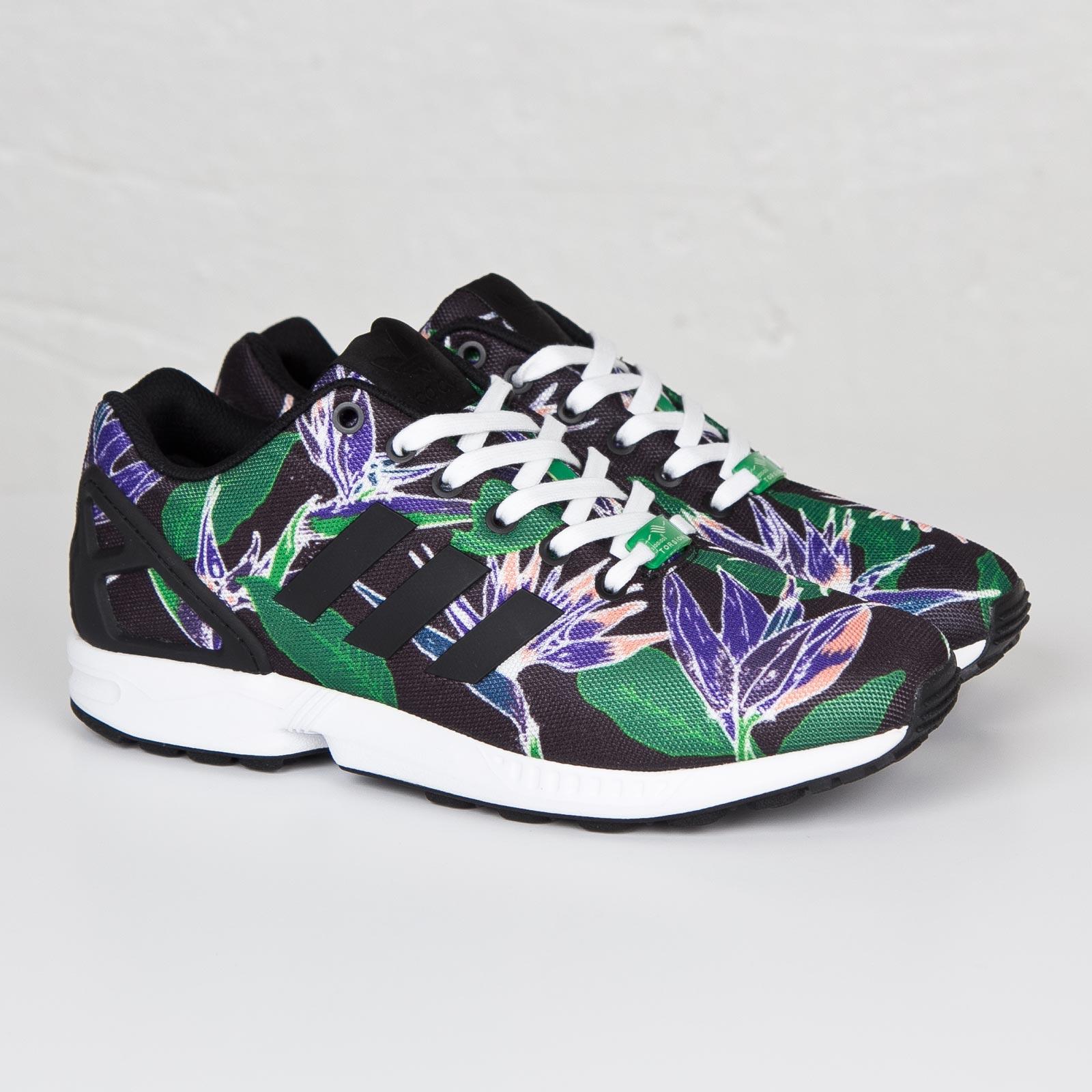 adidas Originals ZX Flux Sneaker B34518 schwarz