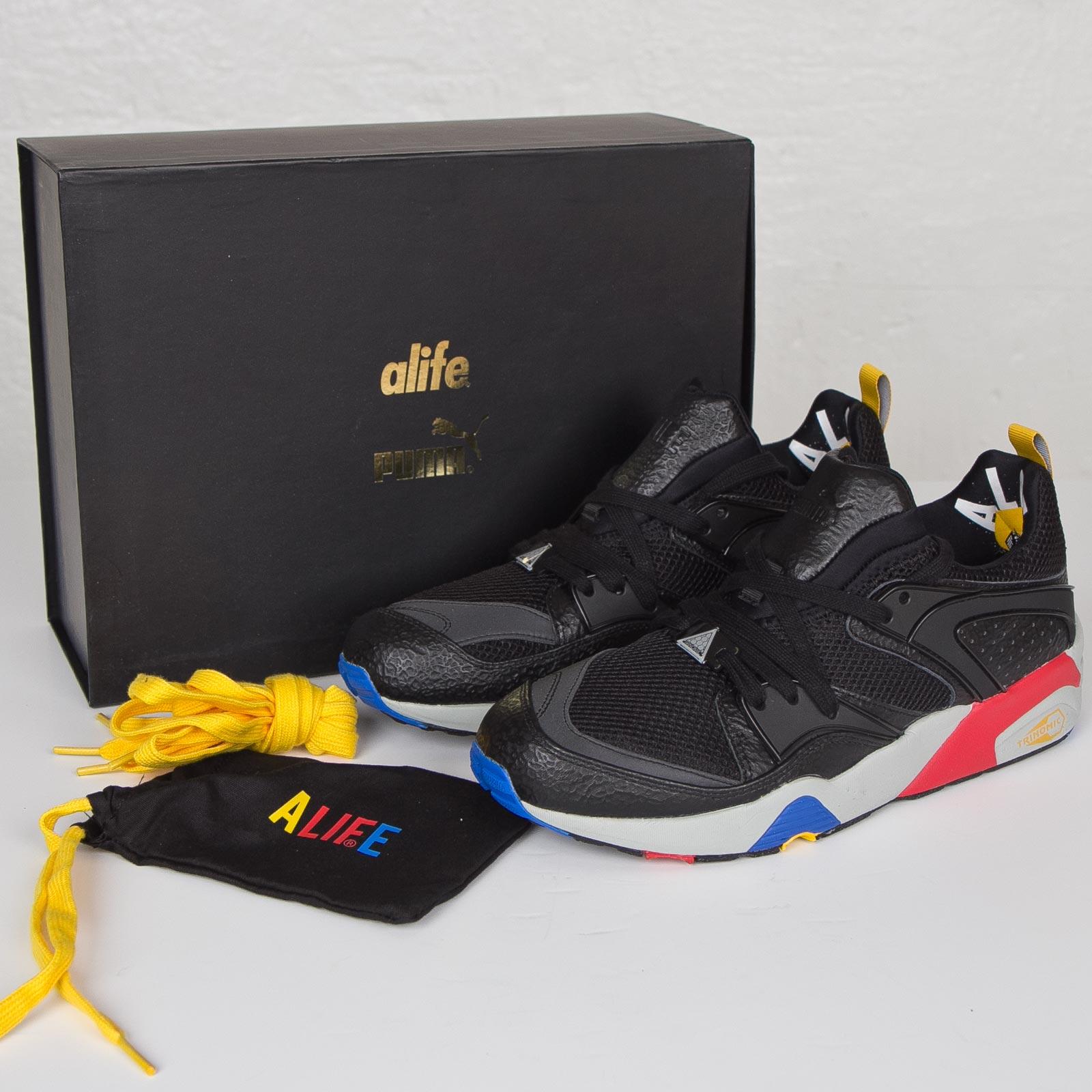 e0b6851983a6 Puma Puma Blaze Of Glory OG x Alife - 357735-01 - Sneakersnstuff ...