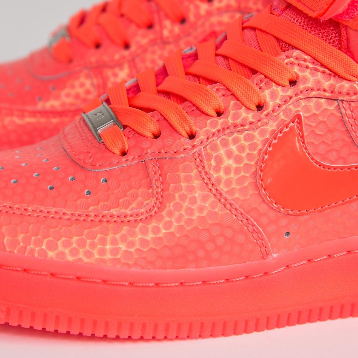 f423f8314670 Nike Wmns Air Force 1 Hi Premium - 654440-800 - Sneakersnstuff ...