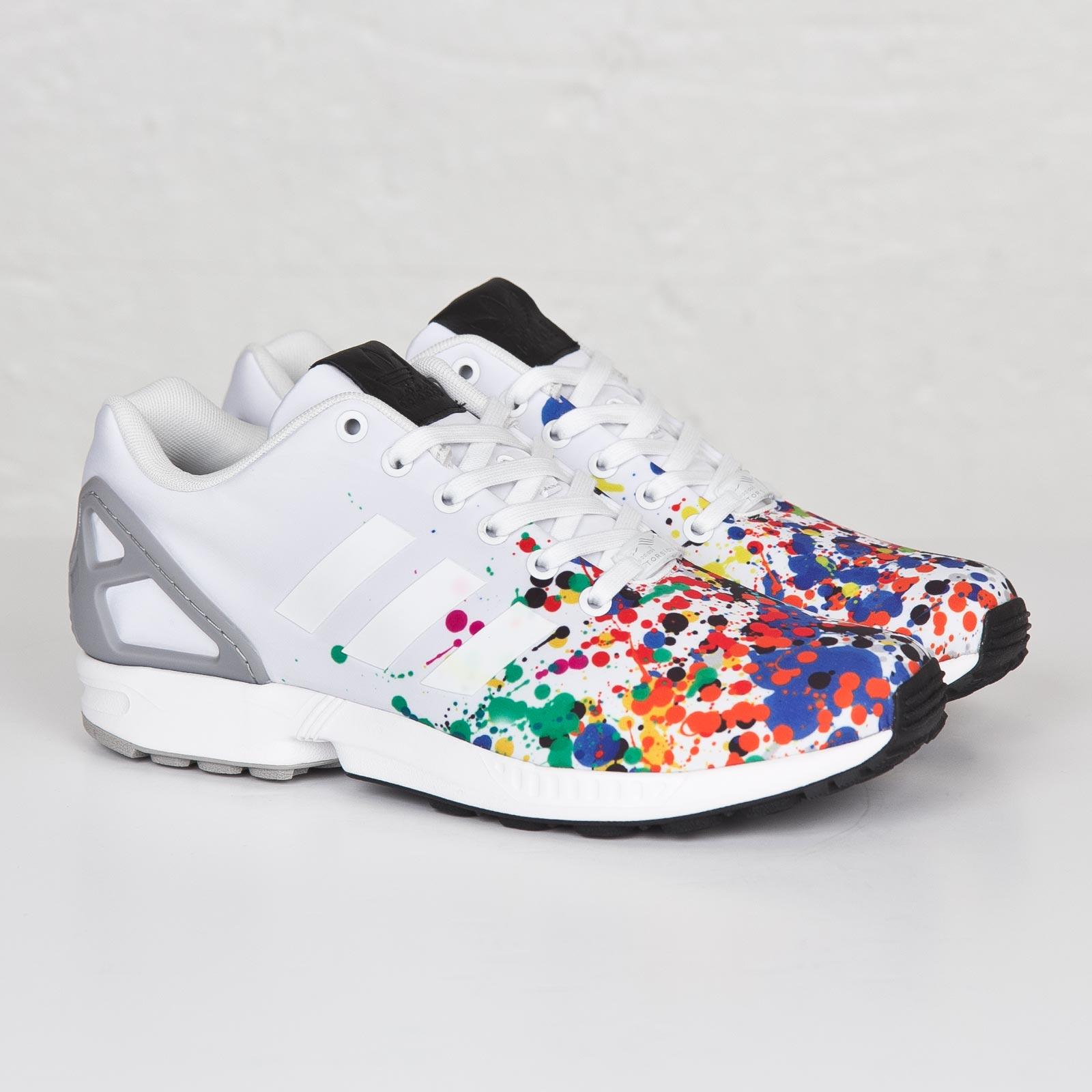 cheaper 19c88 5baf7 adidas ZX Flux - B34497 - Sneakersnstuff | sneakers ...