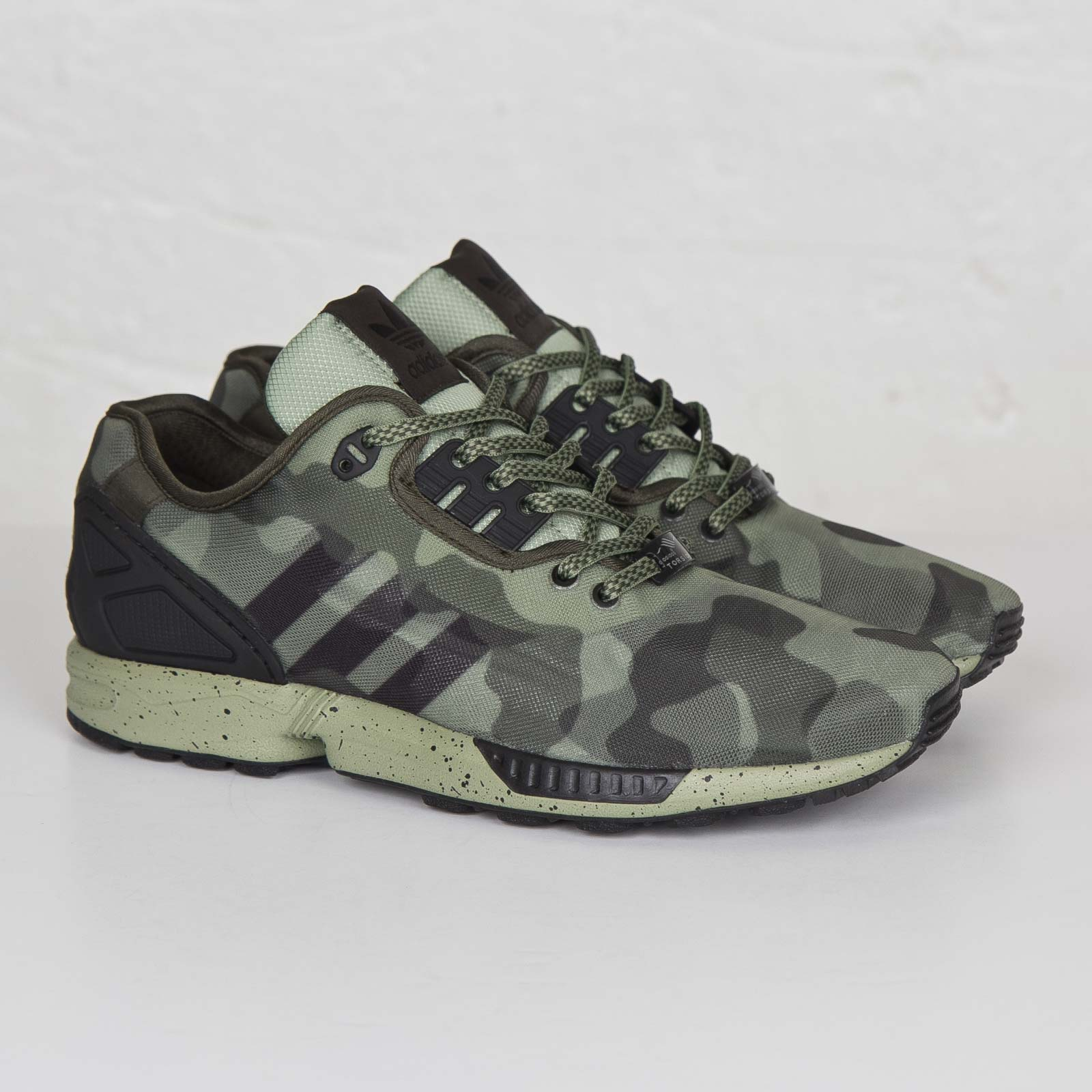 meet 340d5 27e4d adidas ZX Flux Deconstructed - M19686 - Sneakersnstuff ...