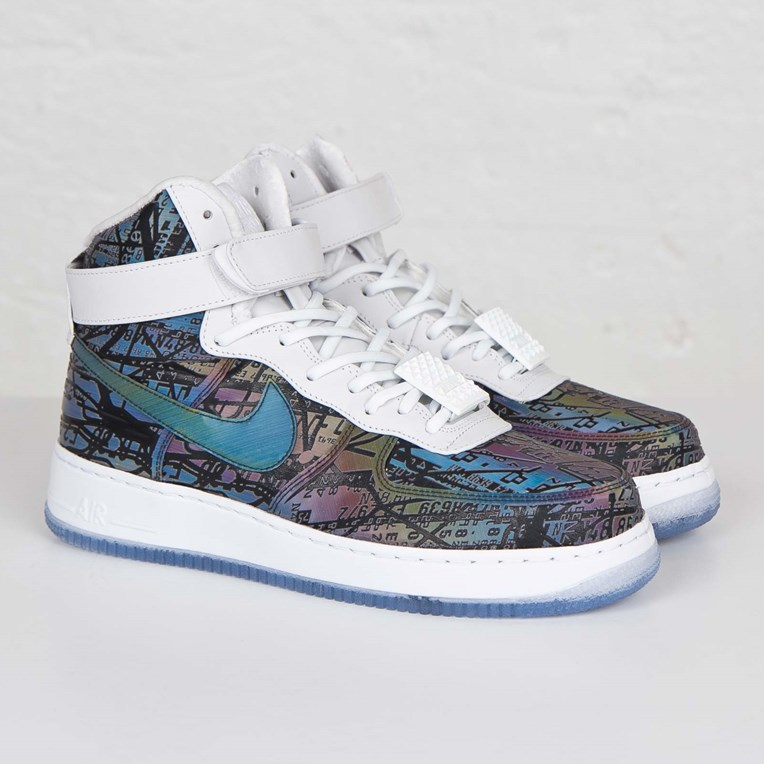 Nike Air Force 1 Hi Cmft LW Premium QS