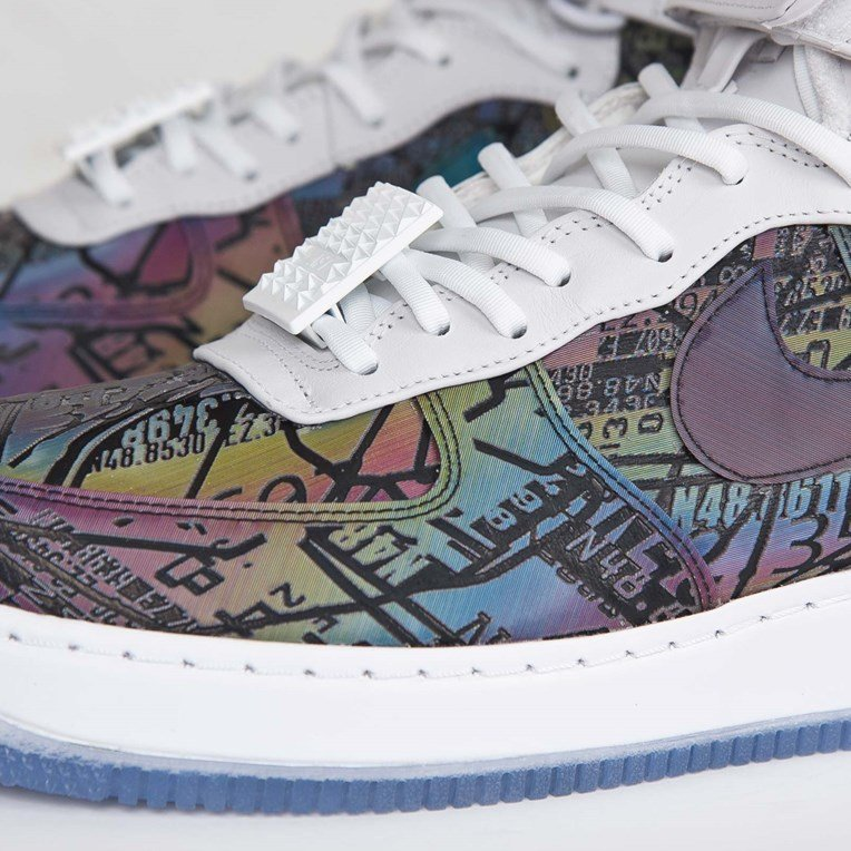 Nike Air Force 1 Hi Cmft LW Premium QS - 6