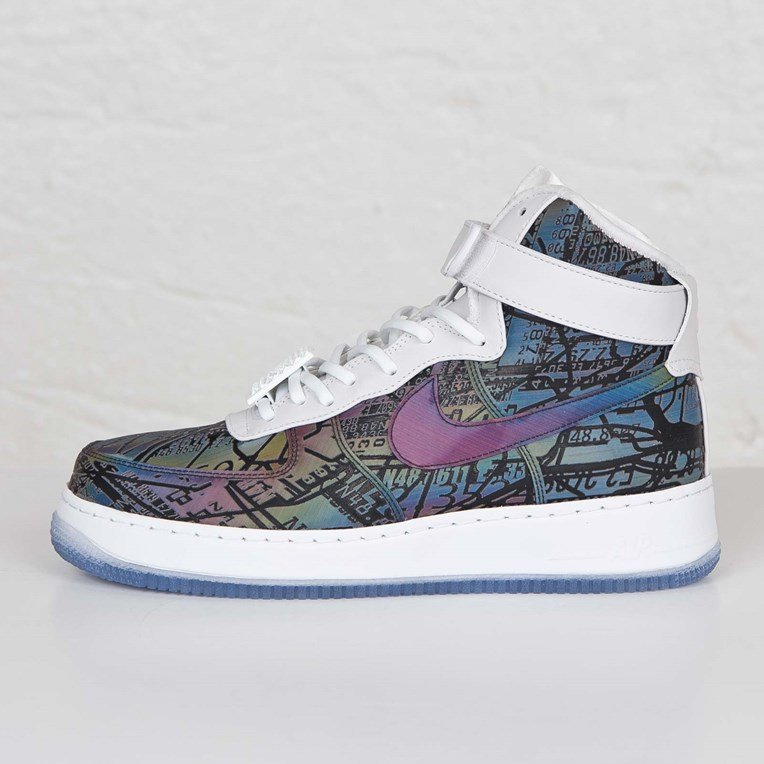 Nike Air Force 1 Hi Cmft LW Premium QS - 4