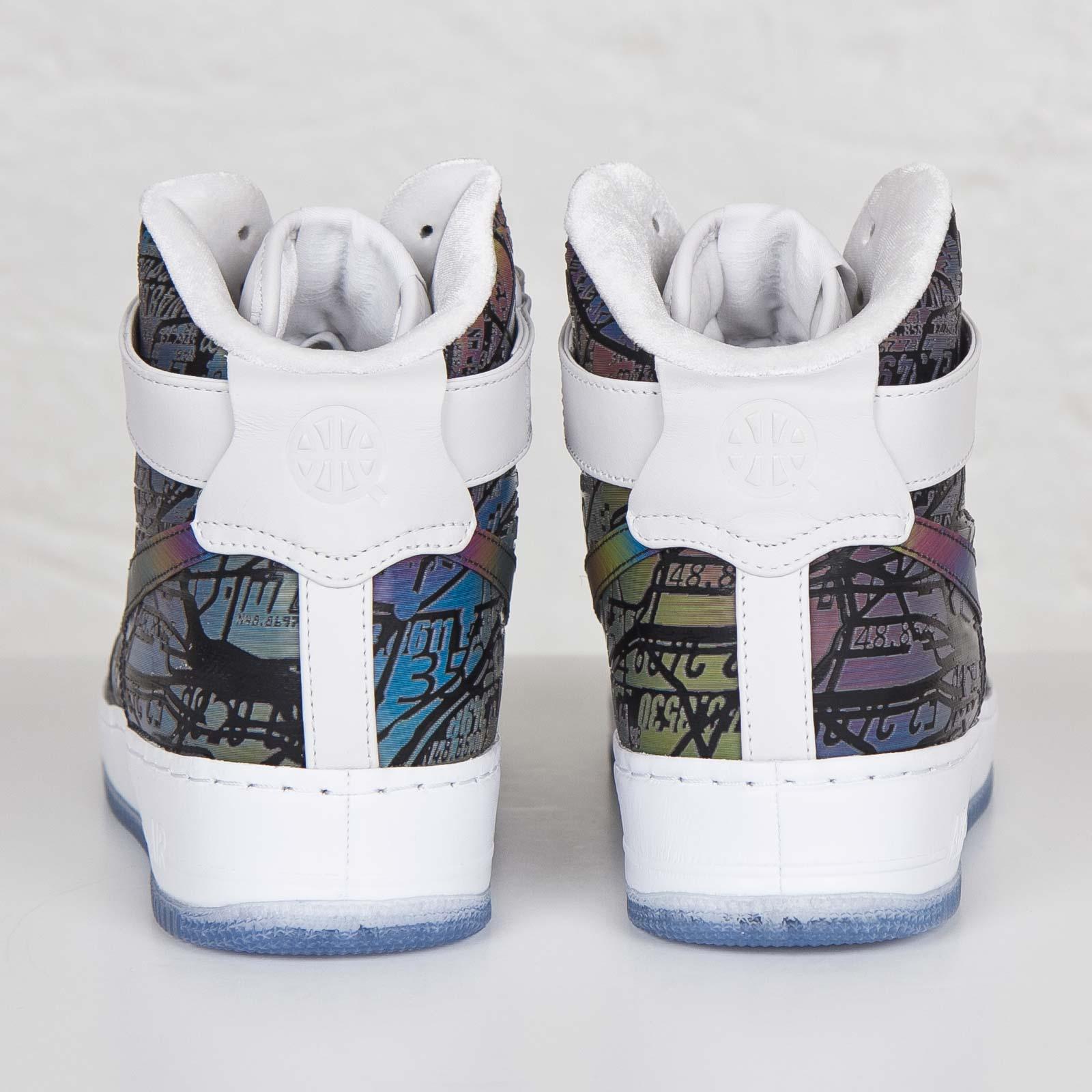 innovative design b6c00 9cf71 Nike Air Force 1 Hi Cmft LW Premium QS - 812981-900 - Sneakersnstuff    sneakers   streetwear online since 1999