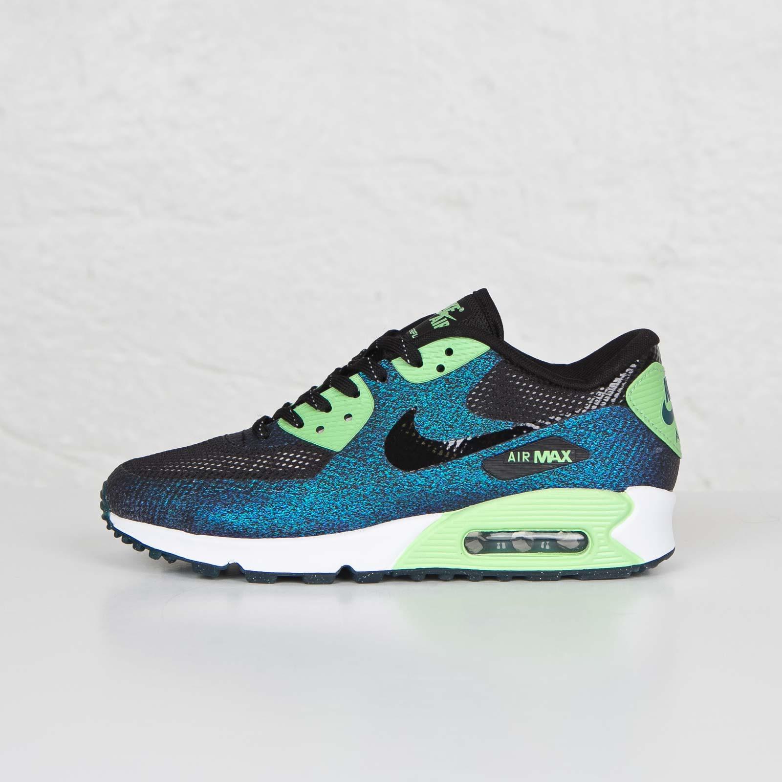 c0fe615e81e Nike Wmns Air Max 90 Hyperfuse WC QS - 811165-001 - Sneakersnstuff ...