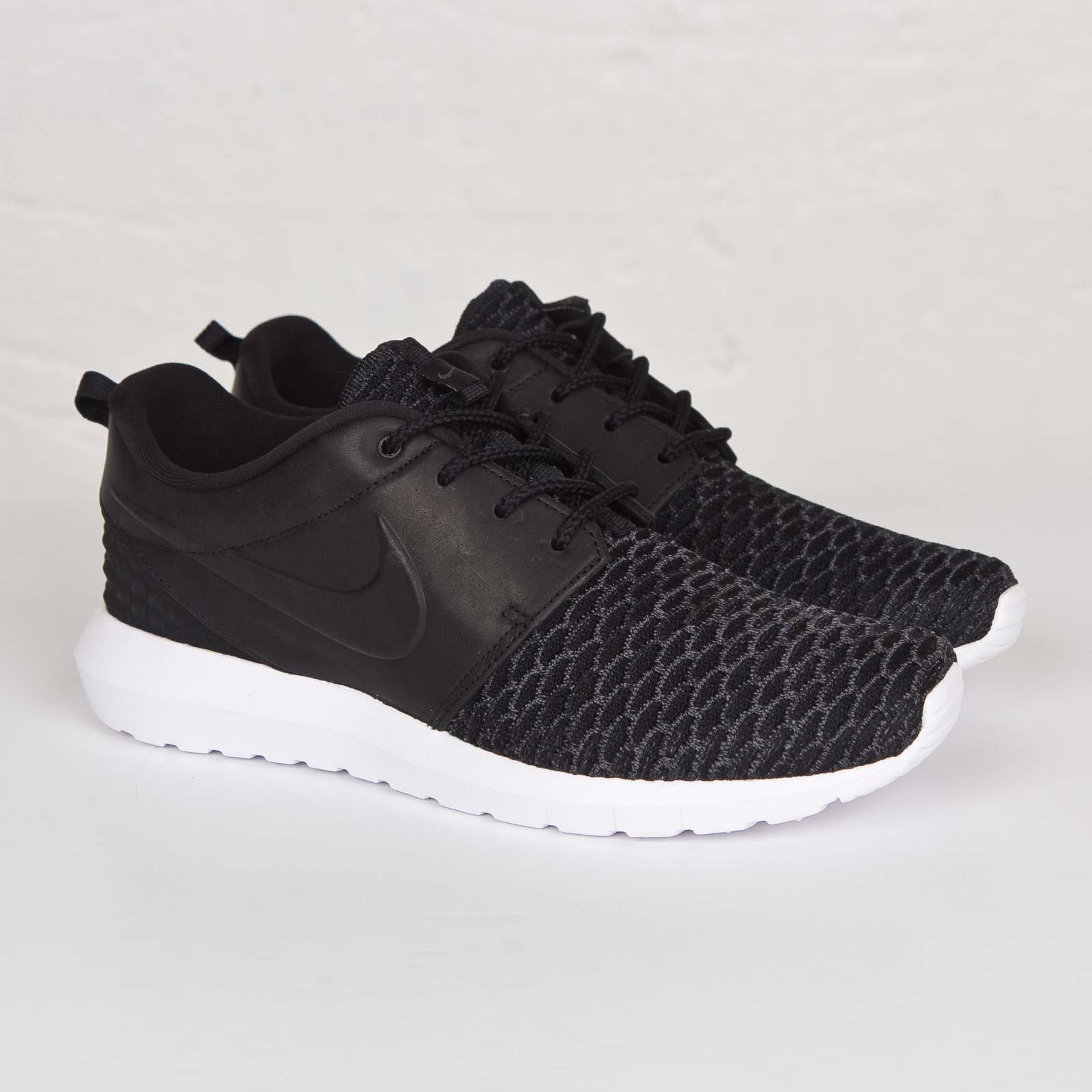 025d563544e9 Nike Roshe NM Flyknit Premium - 746825-001 - Sneakersnstuff ...