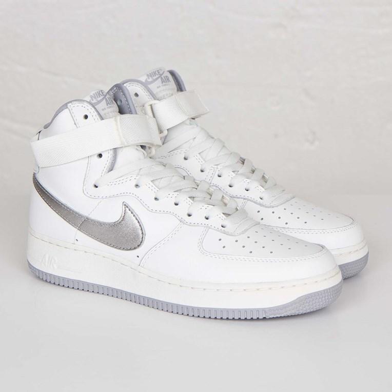 Nike Air Force 1 Hi Retro QS 743546 101 Sneakersnstuff I