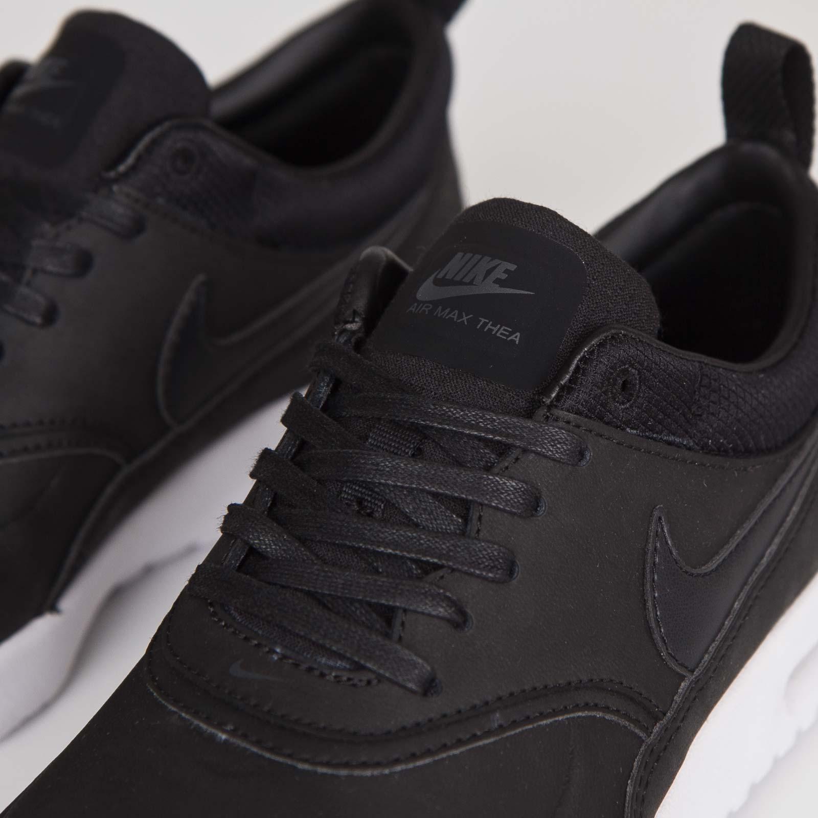 aa2481cf02 Nike Wmns Air Max Thea Premium - 616723-007 - Sneakersnstuff | sneakers &  streetwear online since 1999
