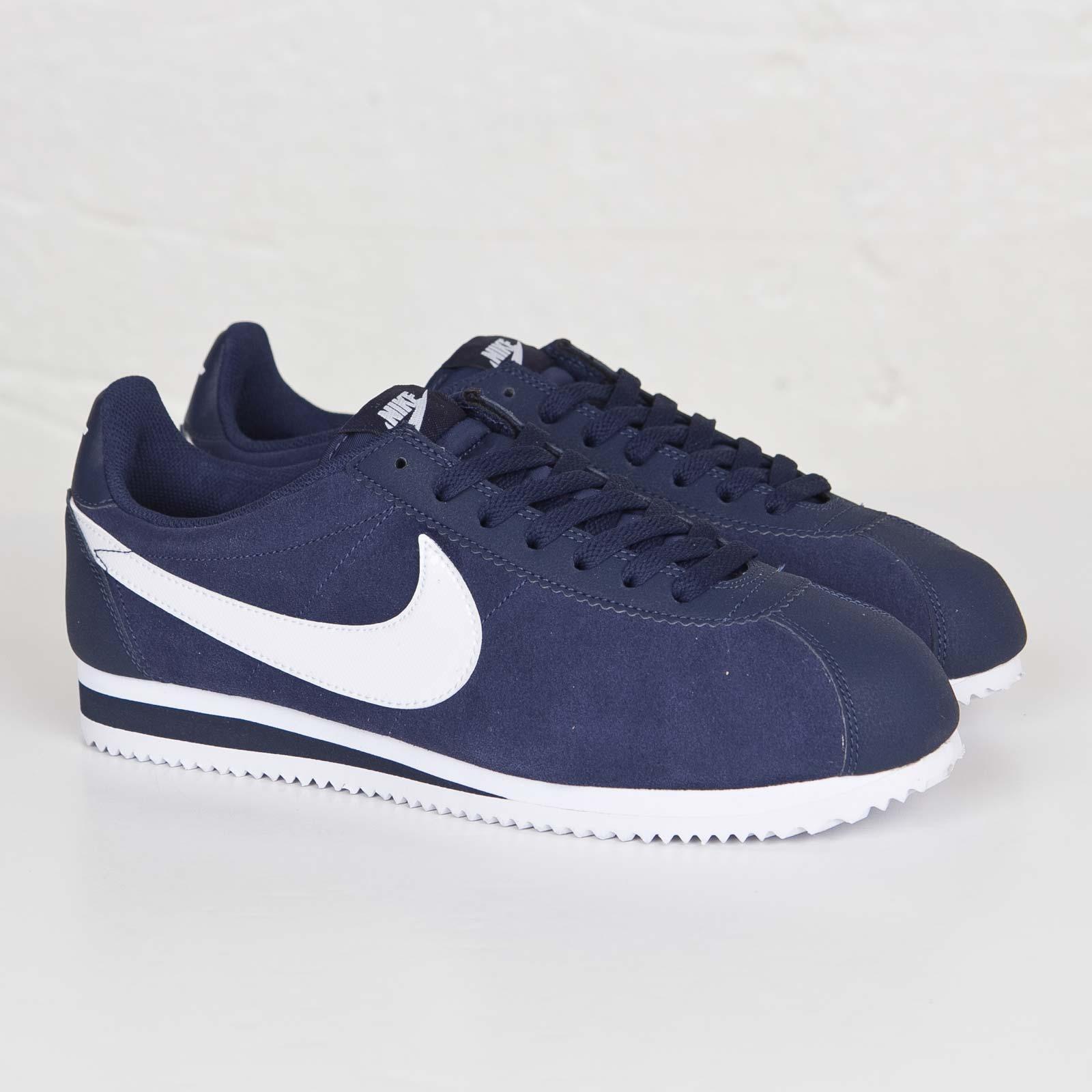 Nike Classic Cortez Suede Sneaker Damen F600 | Streetwear