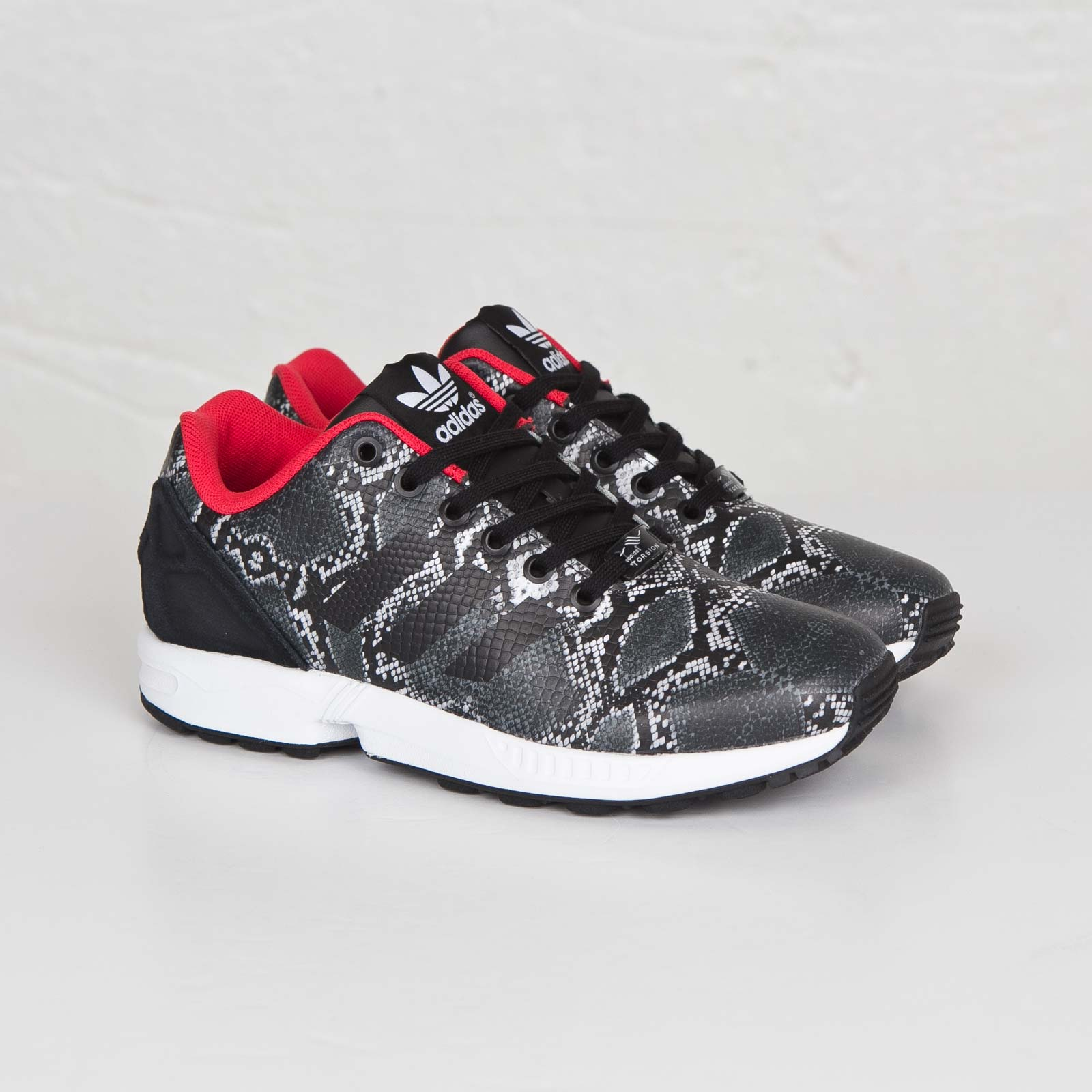 adidas damen zx flux trainer low