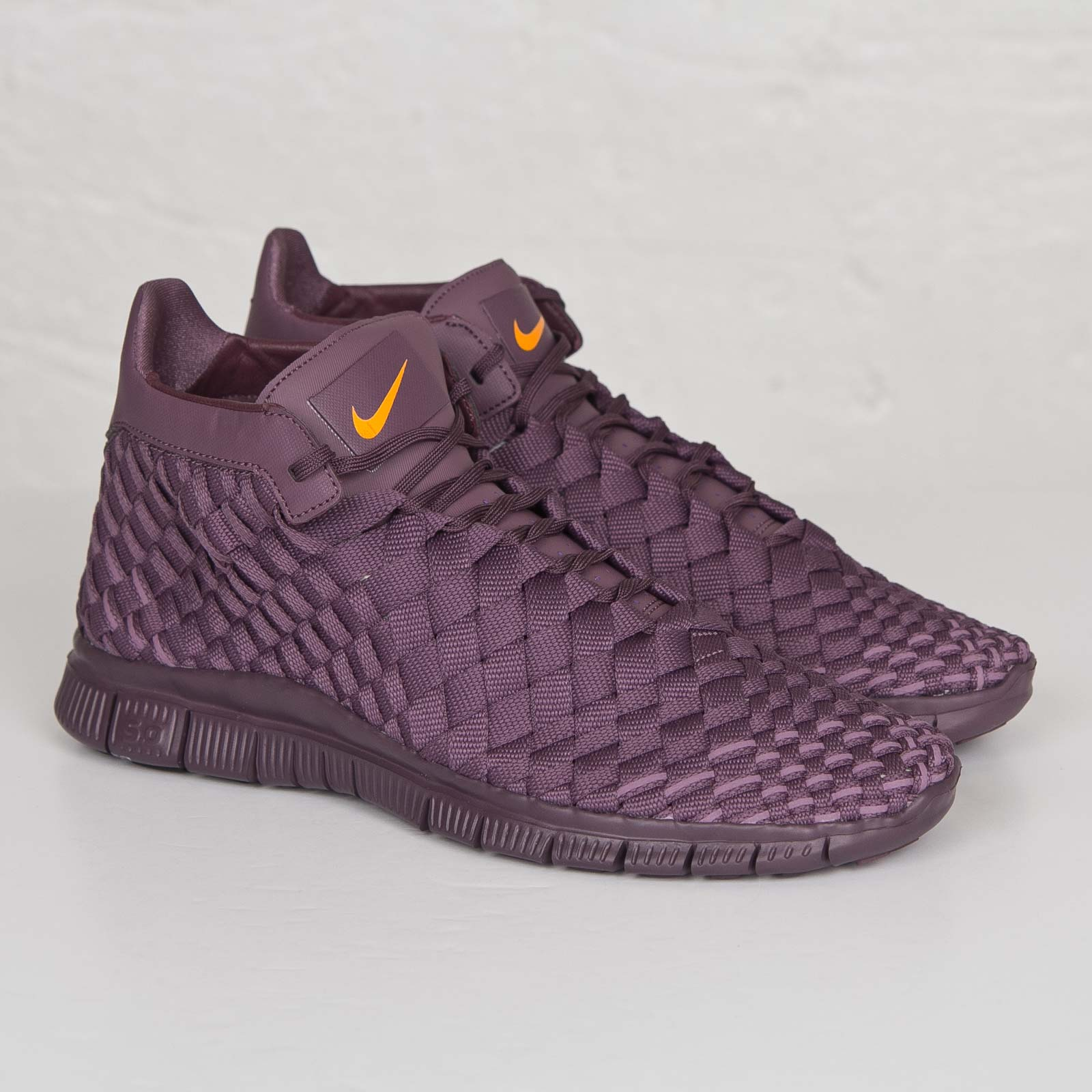 Nike Free Inneva Woven Mid SP - 800907-550 - Sneakersnstuff ... 240484ee6450