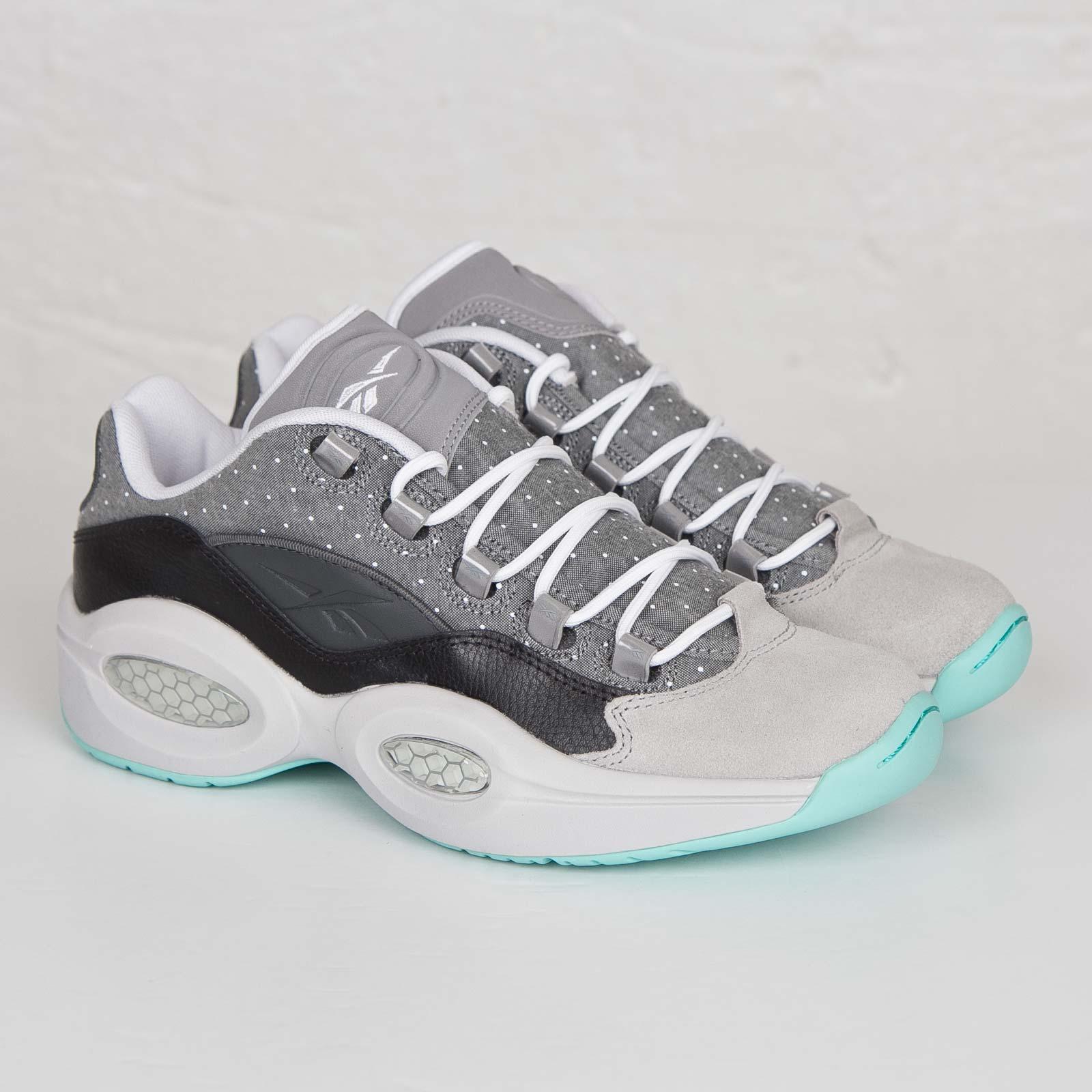 c433e6645aef Reebok Question Low R13 - M49357 - Sneakersnstuff