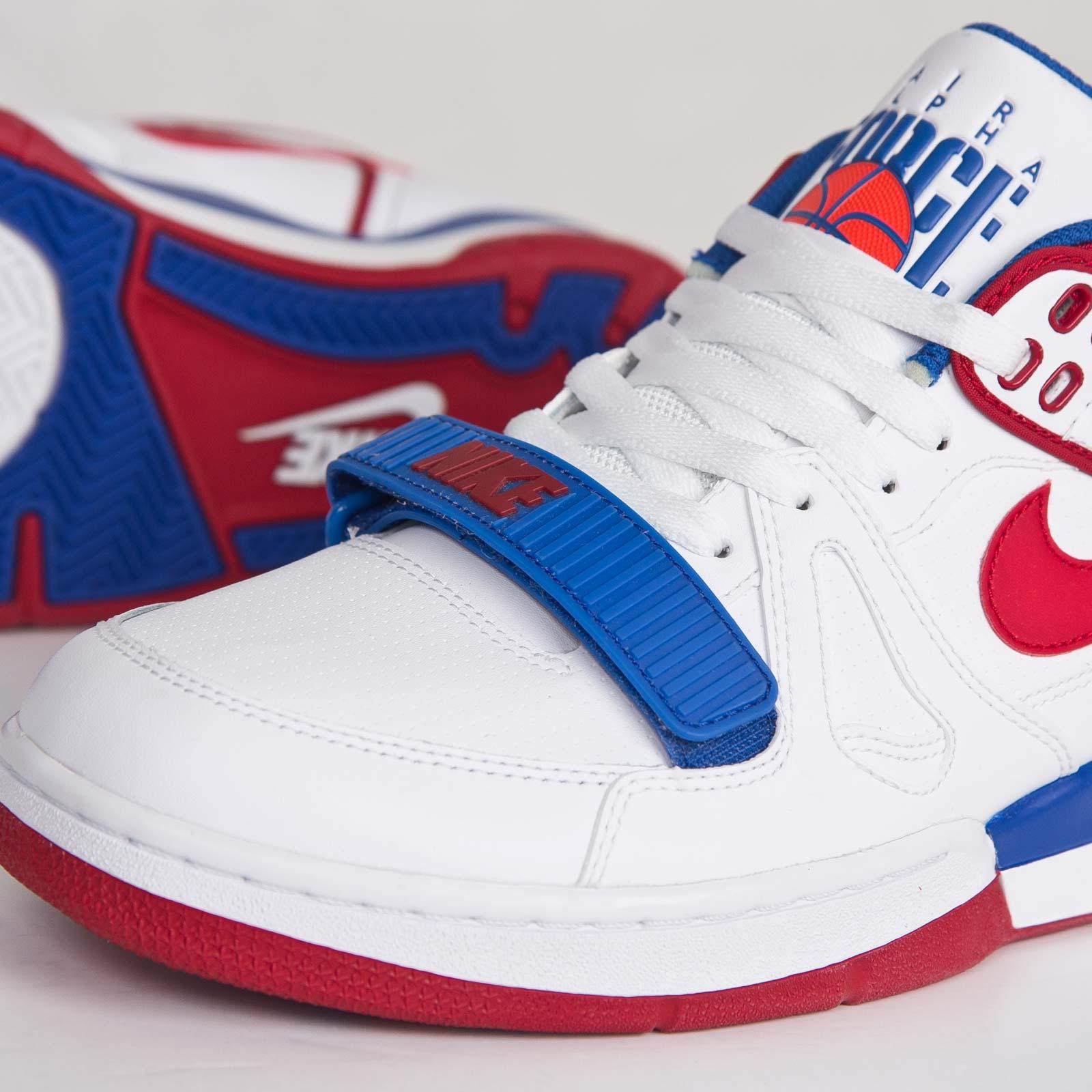 Nike Air Alpha Force II 307718 100 Sneakersnstuff