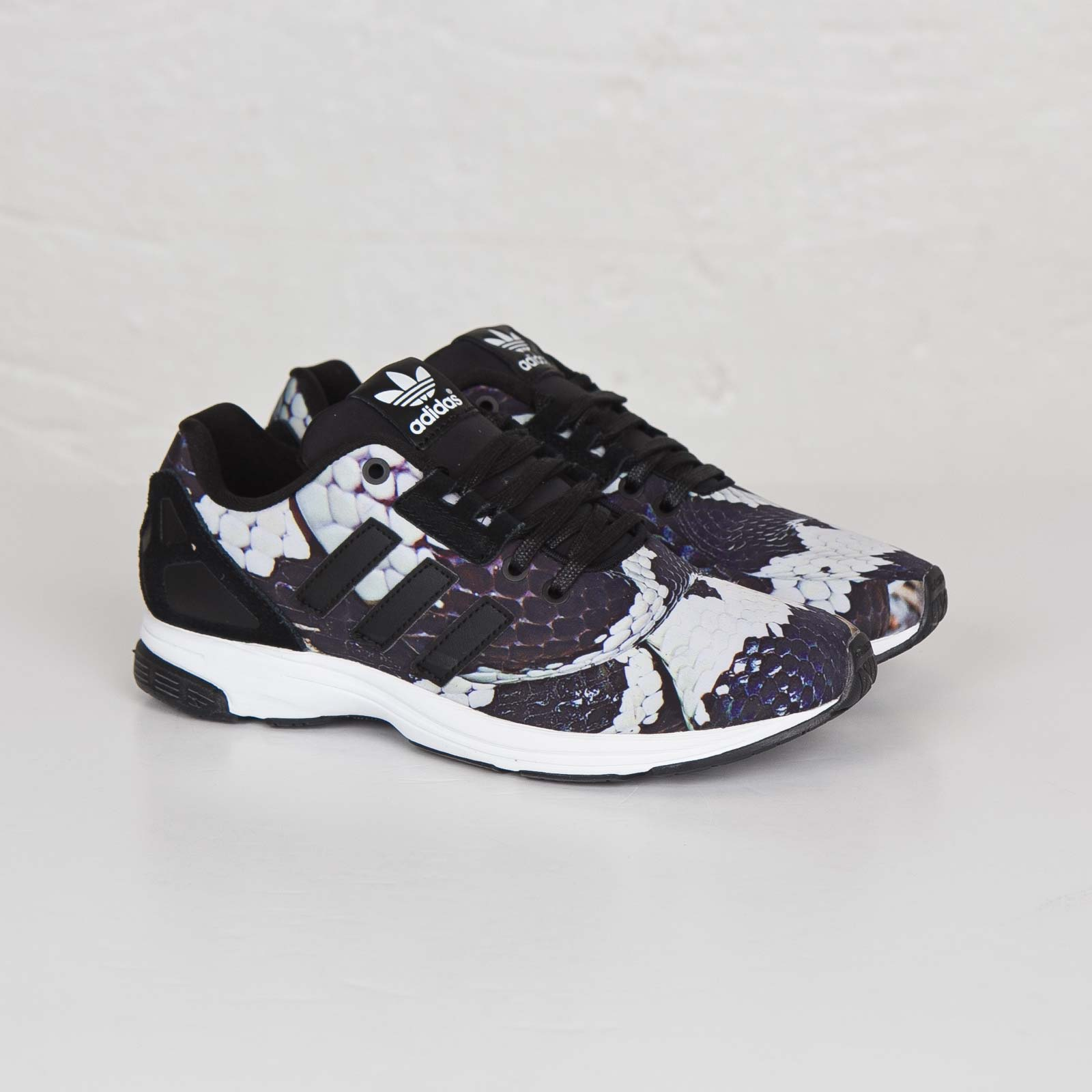 best service 42475 de1f5 adidas ZX Flux Tech W