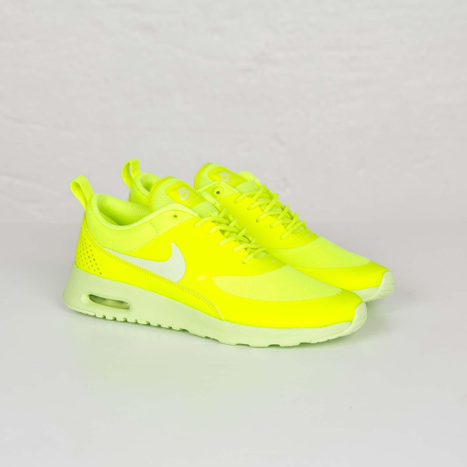 Nike Air Max Thea Neon Grün
