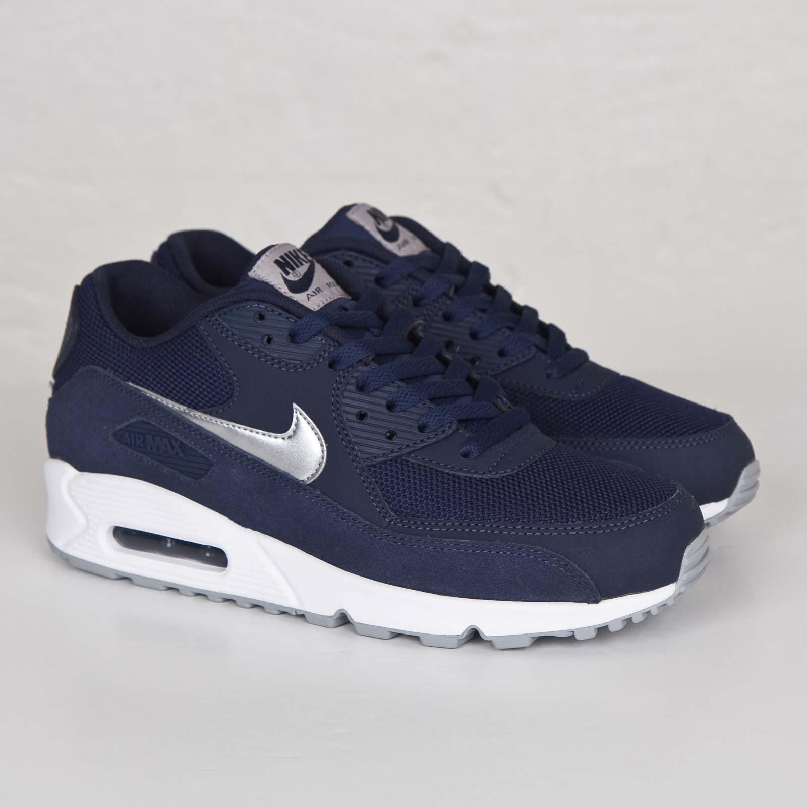 Nike Air Max 90 Essential 537384 411 Sneakersnstuff