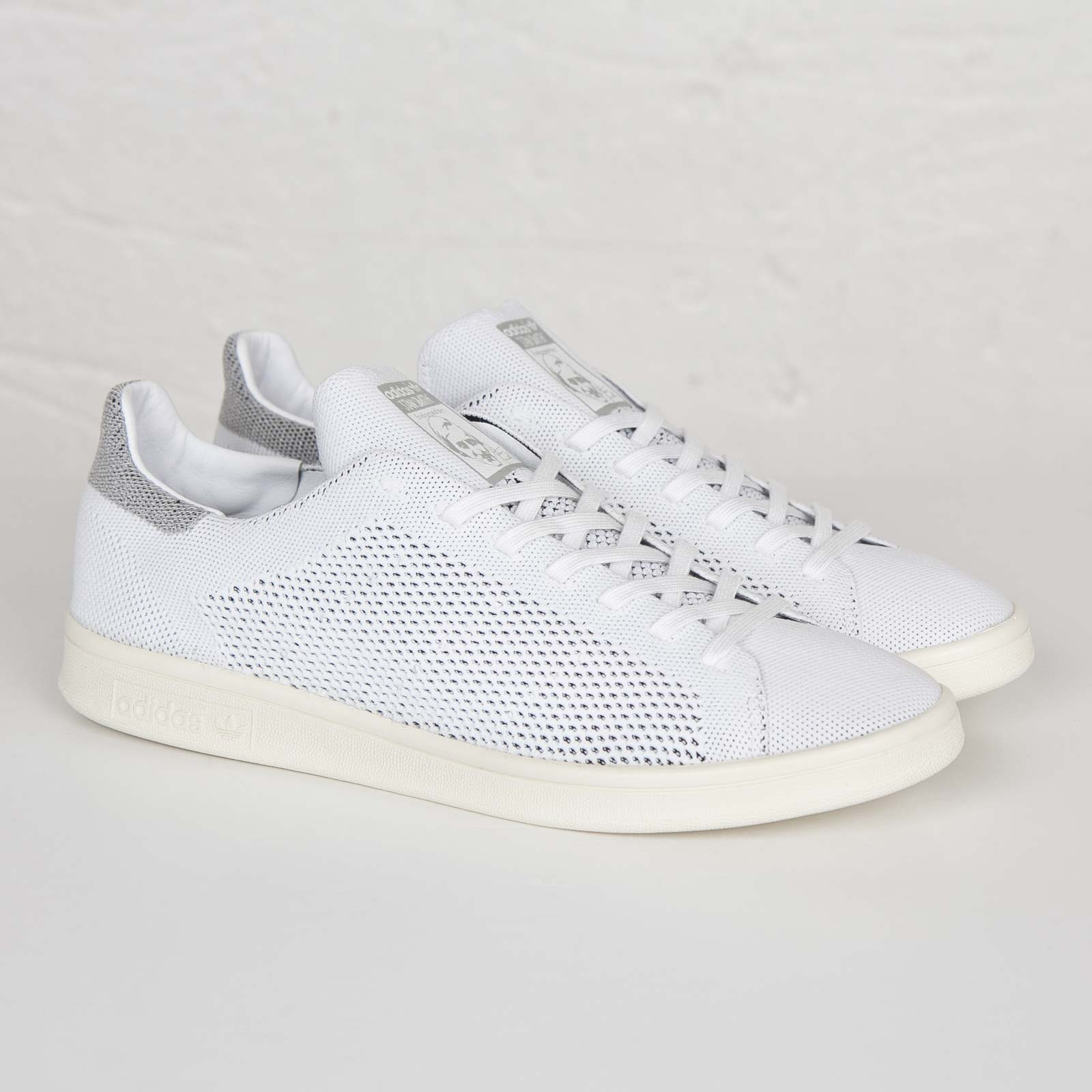 adidas Stan Smith Primeknit Herren Sneaker Blau: