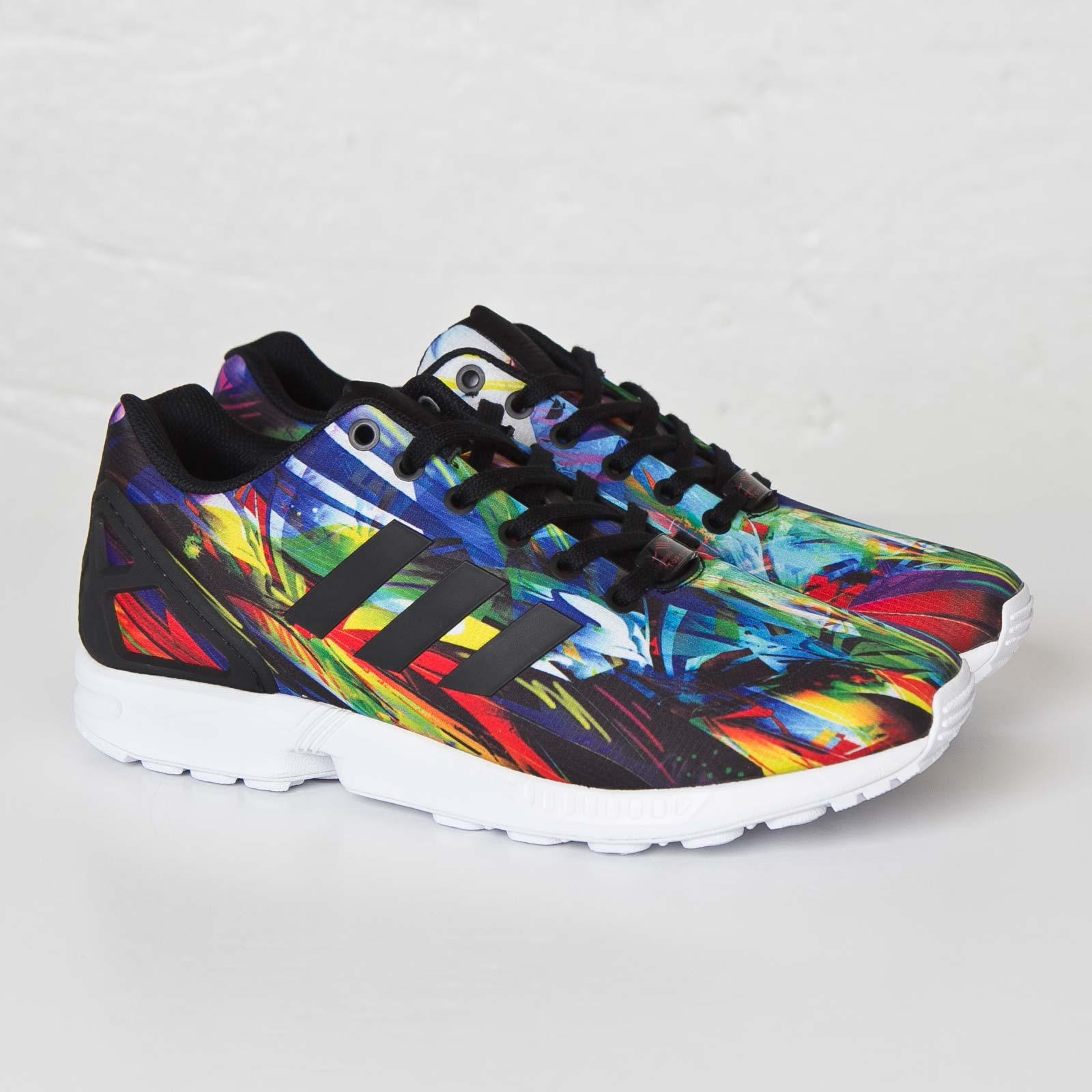 newest b6b60 a188b adidas ZX Flux - Af6323 - Sneakersnstuff | sneakers ...