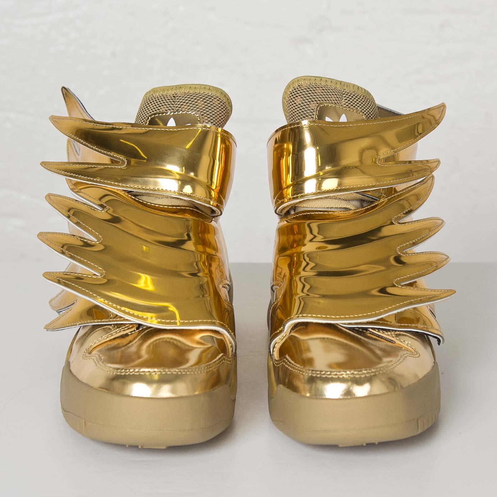 Adidas Js Wings 3 0 Gold B35651 Sns Sneakers Streetwear Online Since 1999