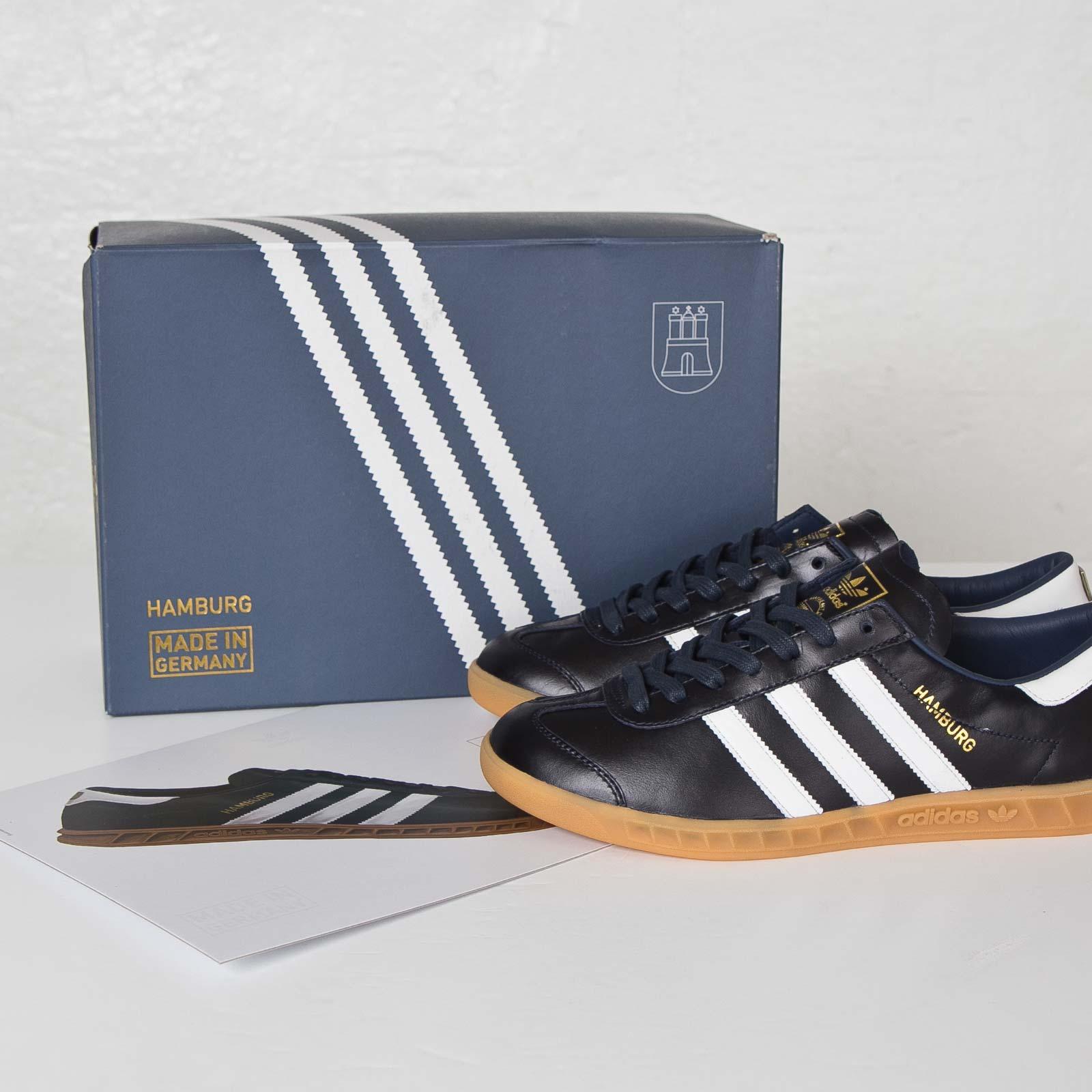 purchase cheap 4ece8 b69dc ... adidas Hamburg Made In Germany