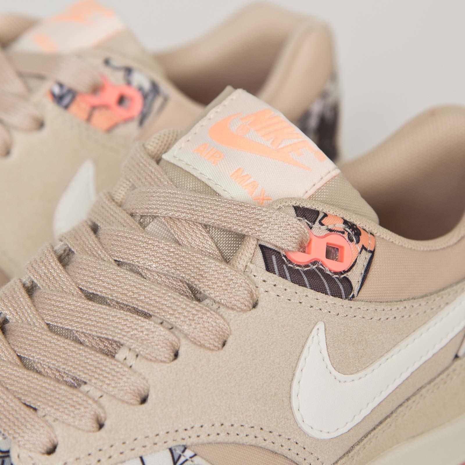 Nike Wmns Air Max 1 Print 528898 200 Sneakersnstuff