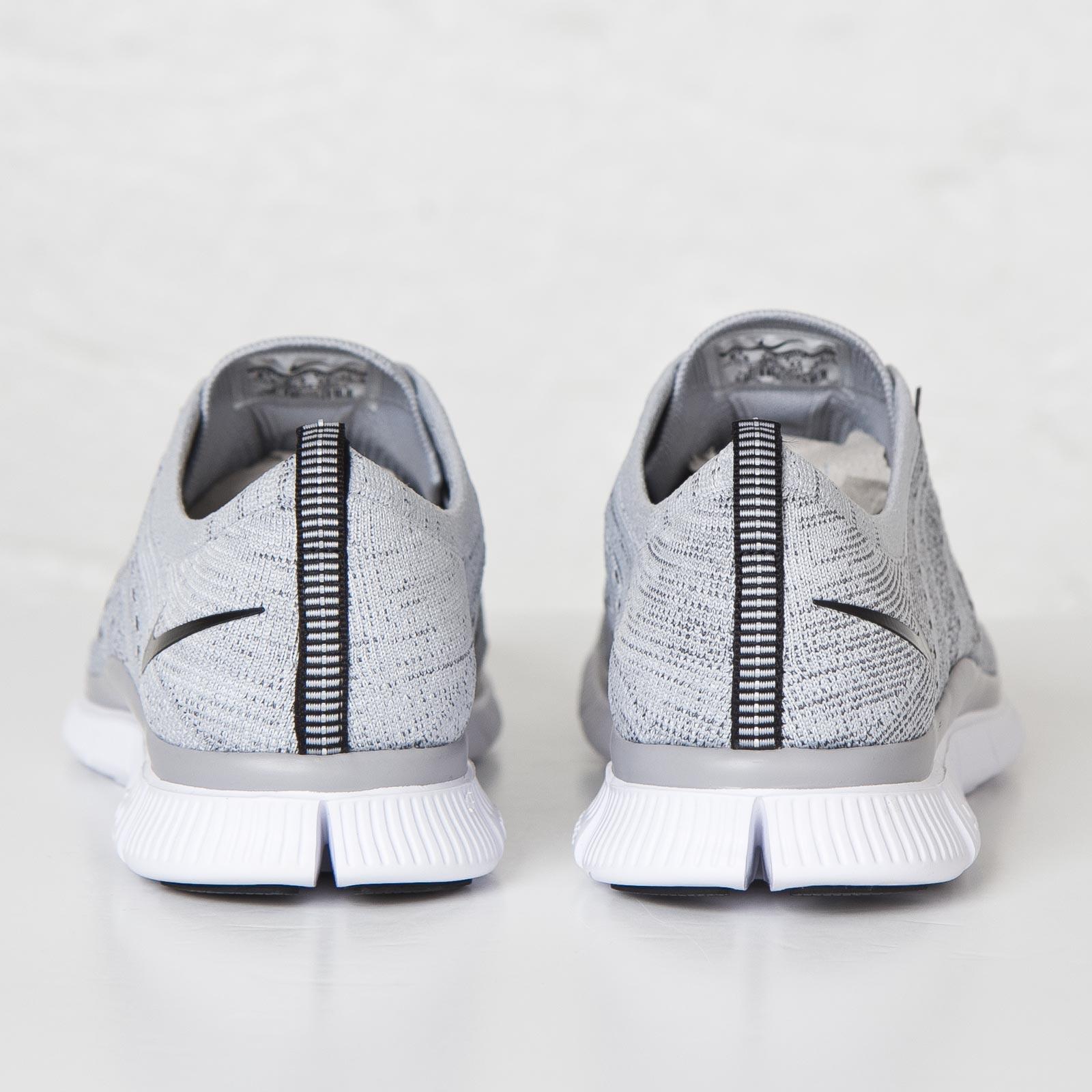 fdab762aed9f Nike Free Flyknit NSW - 599459-002 - Sneakersnstuff