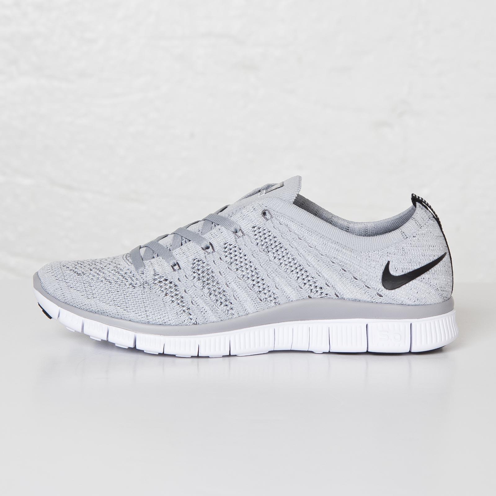 5f34608c5a41 Nike Free Flyknit NSW - 599459-002 - Sneakersnstuff