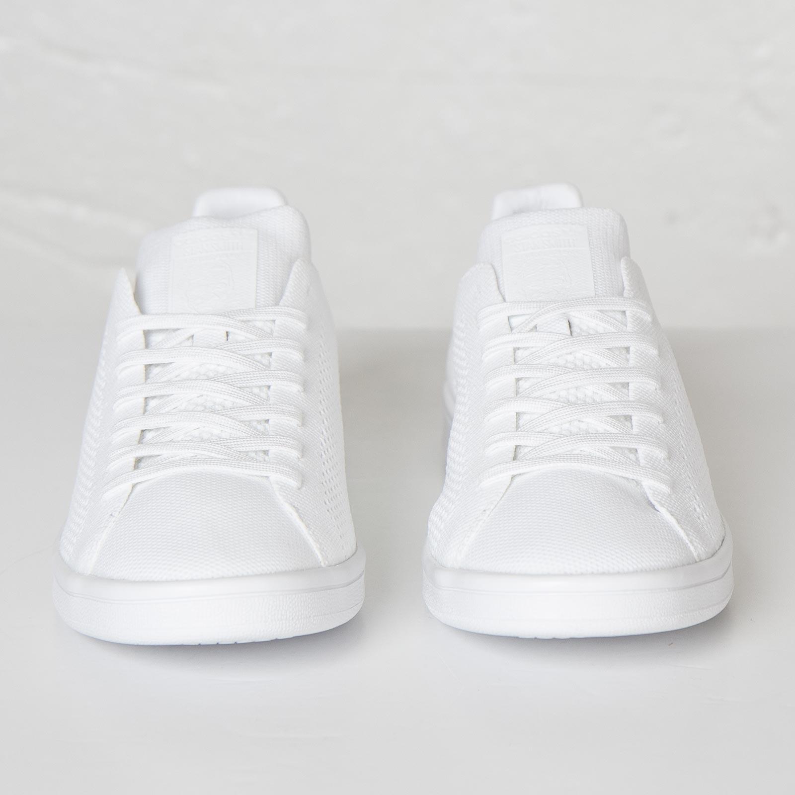 size 40 e1696 16fe7 stan smith triple white primeknit