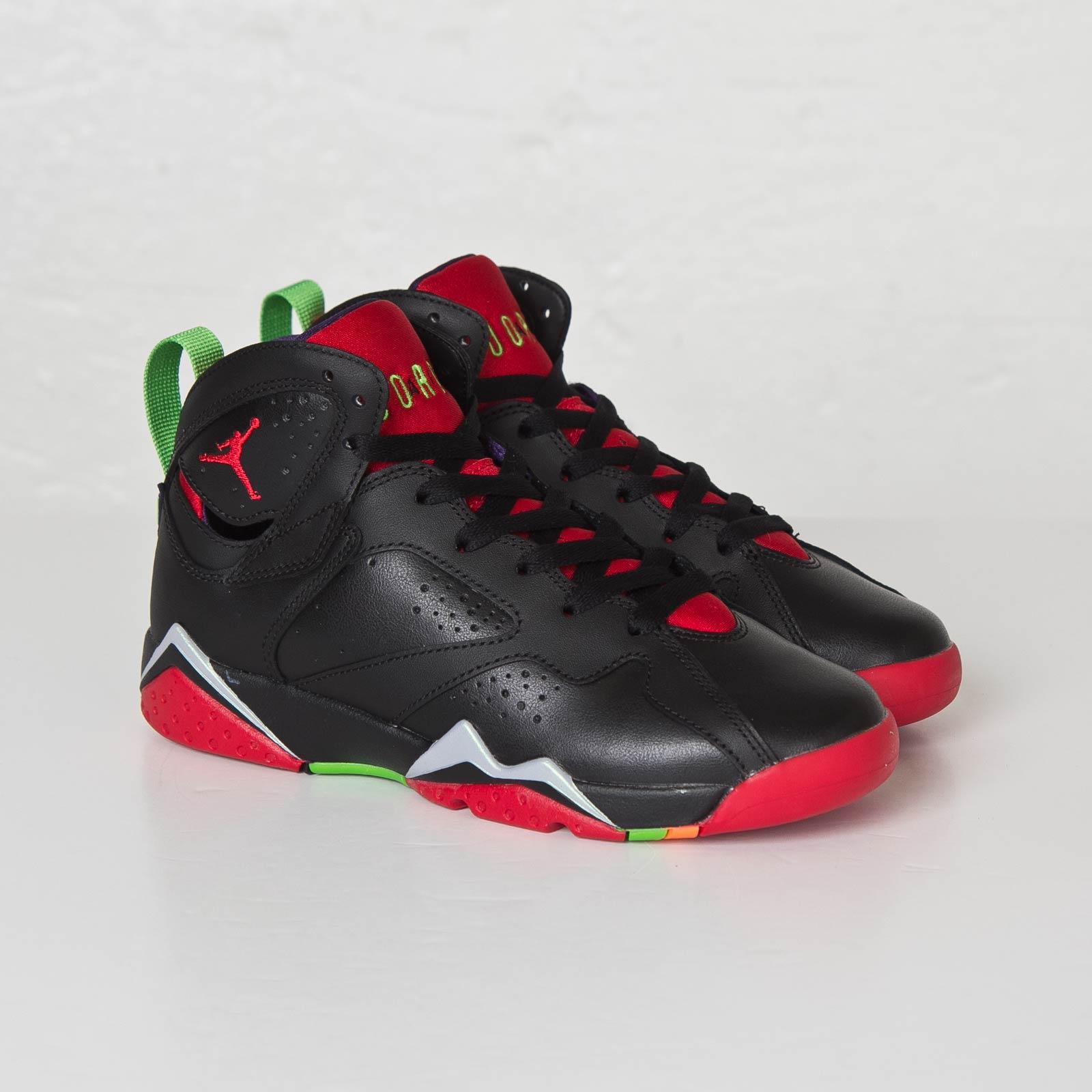 46fe5ae4daa398 Jordan Brand Air Jordan 7 Retro (GS) - 304774-029 - Sneakersnstuff ...